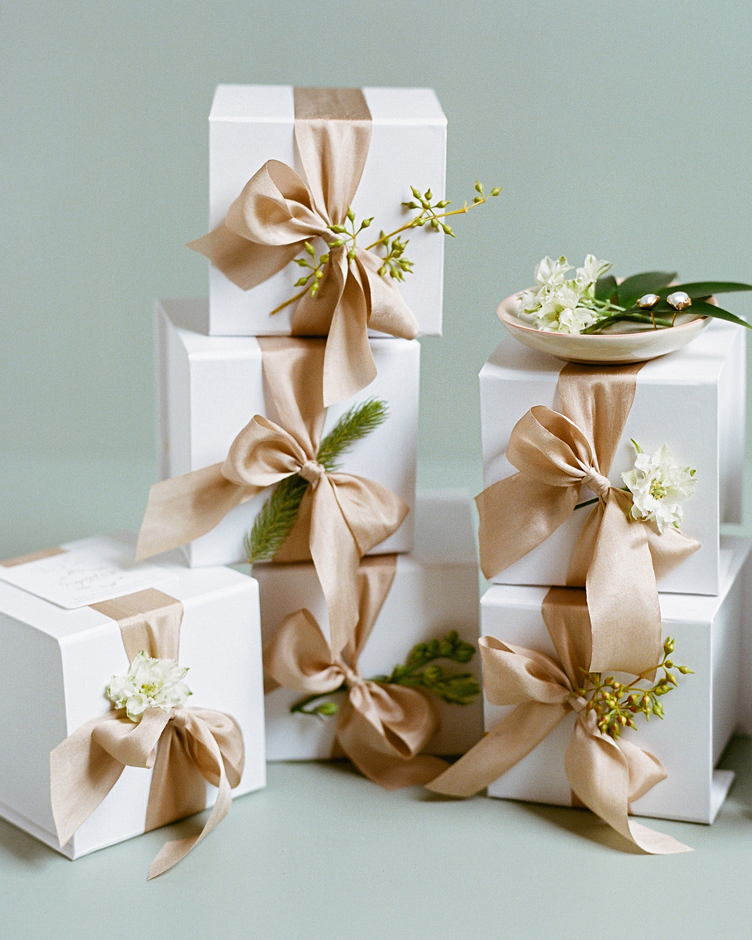 34 Festive Fall Wedding Favor Ideas