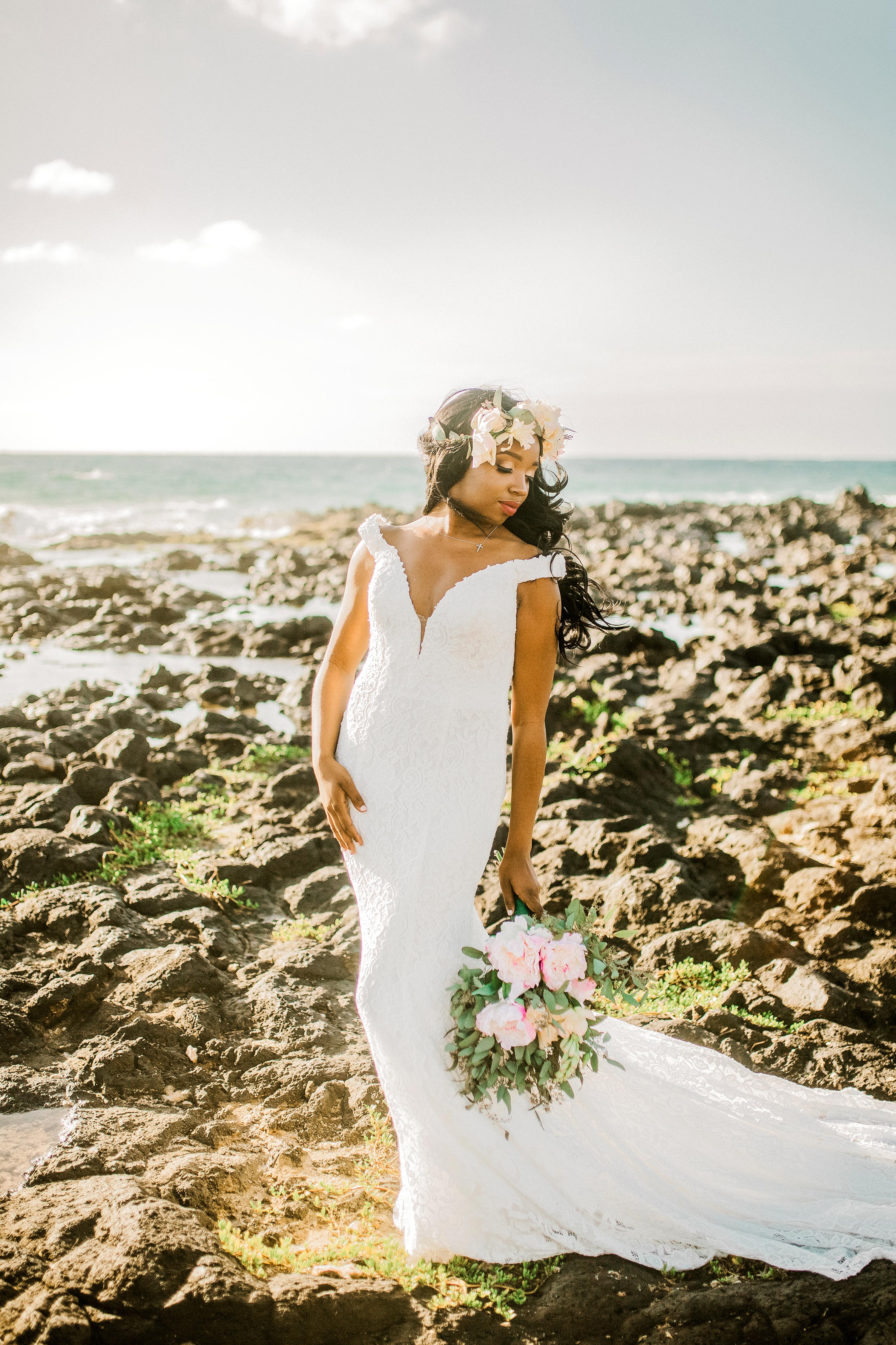 20 Wedding Dresses Perfect for Destination Nuptials