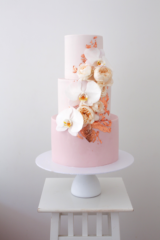 orchid flower wedding ideas sweet bakes