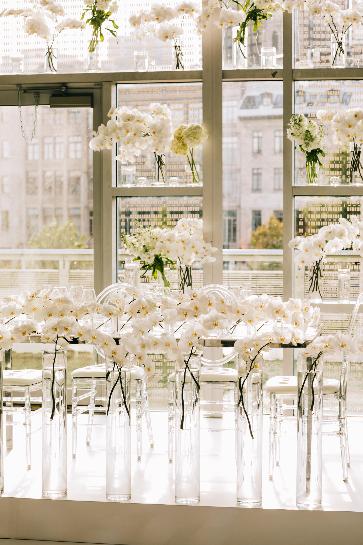orchid flower wedding ideas blushing bride studio fleurs des jardins