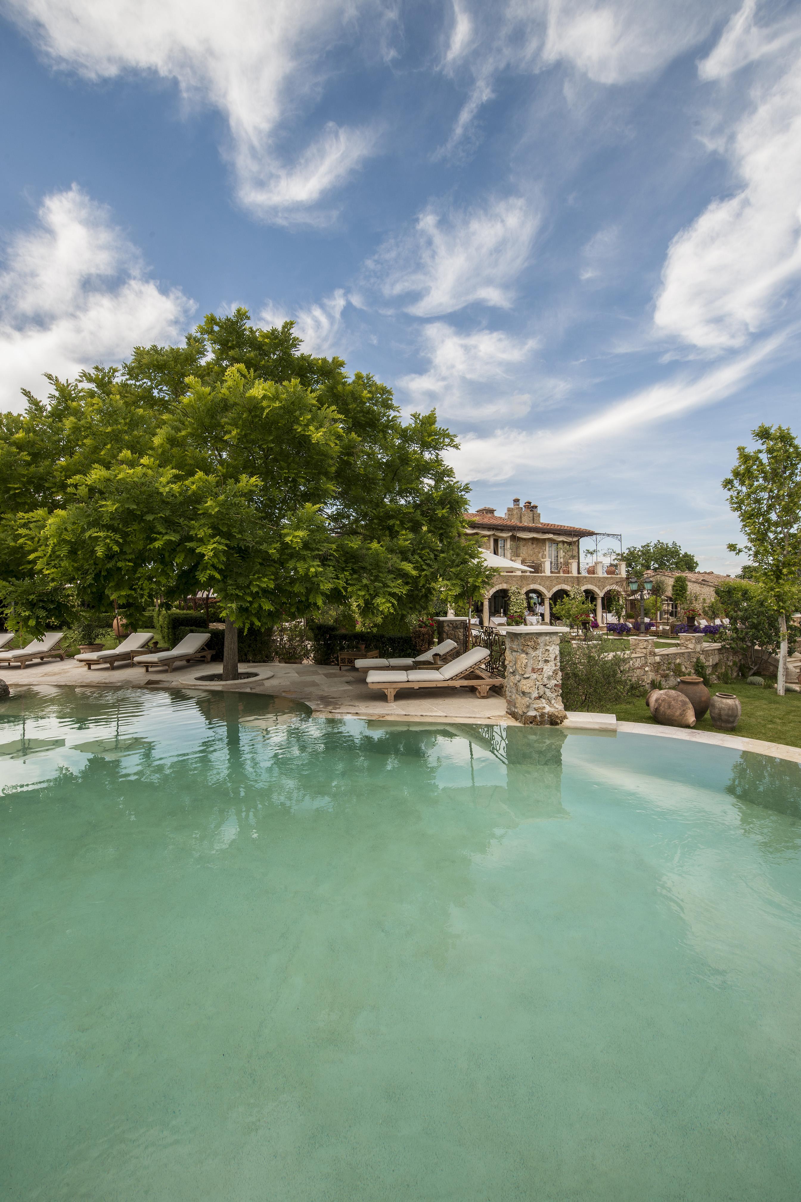 Plan a Dream Wedding at the Borgo Santo Pietro in Tuscany
