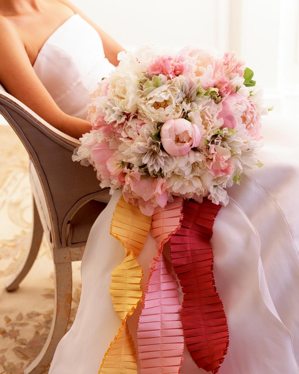 Peony-Inspired Wedding Ideas