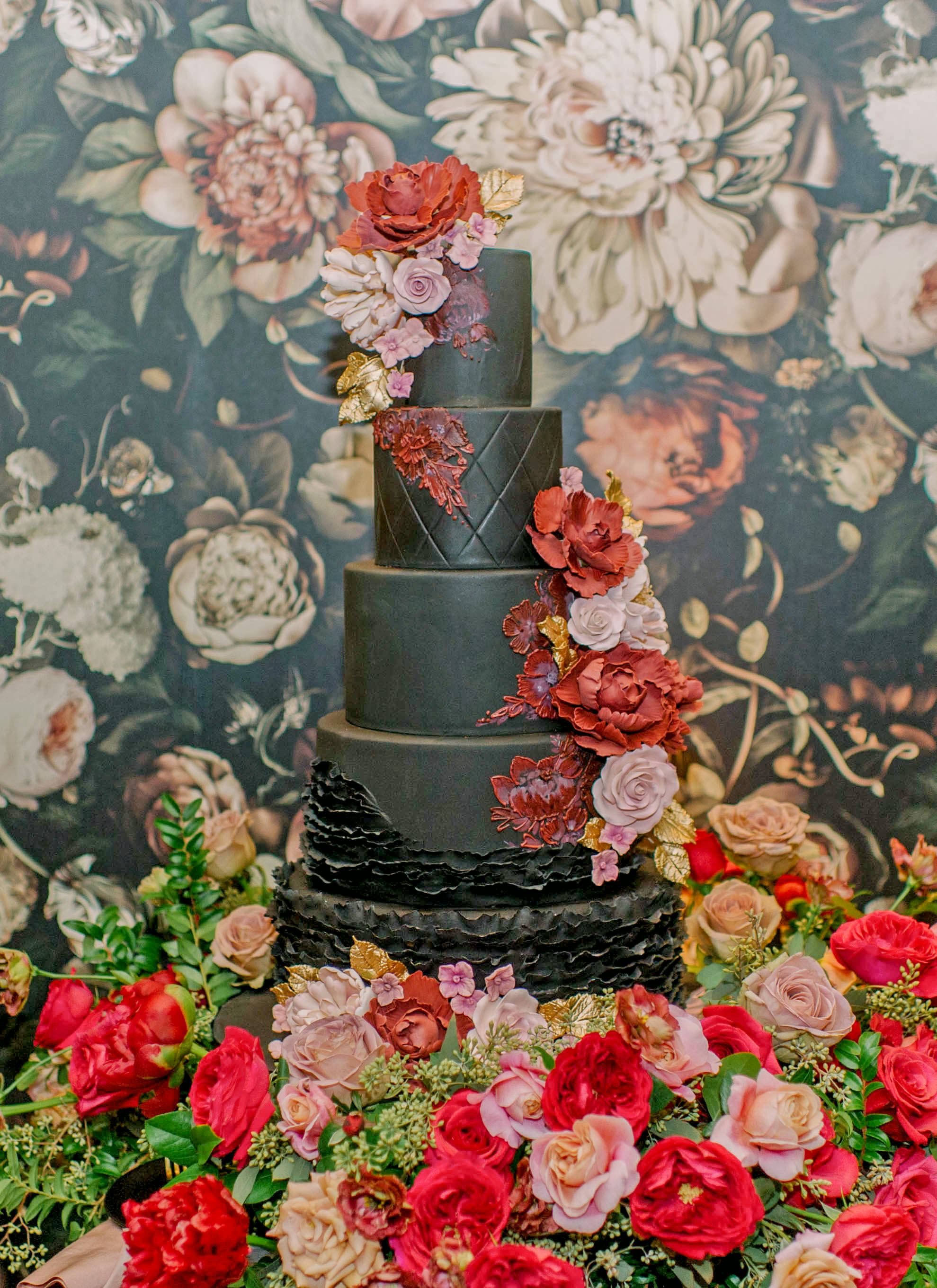 tillie dalton wedding cake