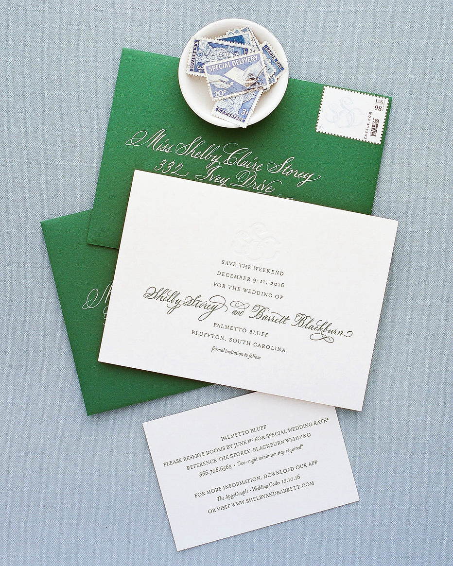 25 Classic Save-the-Date Ideas