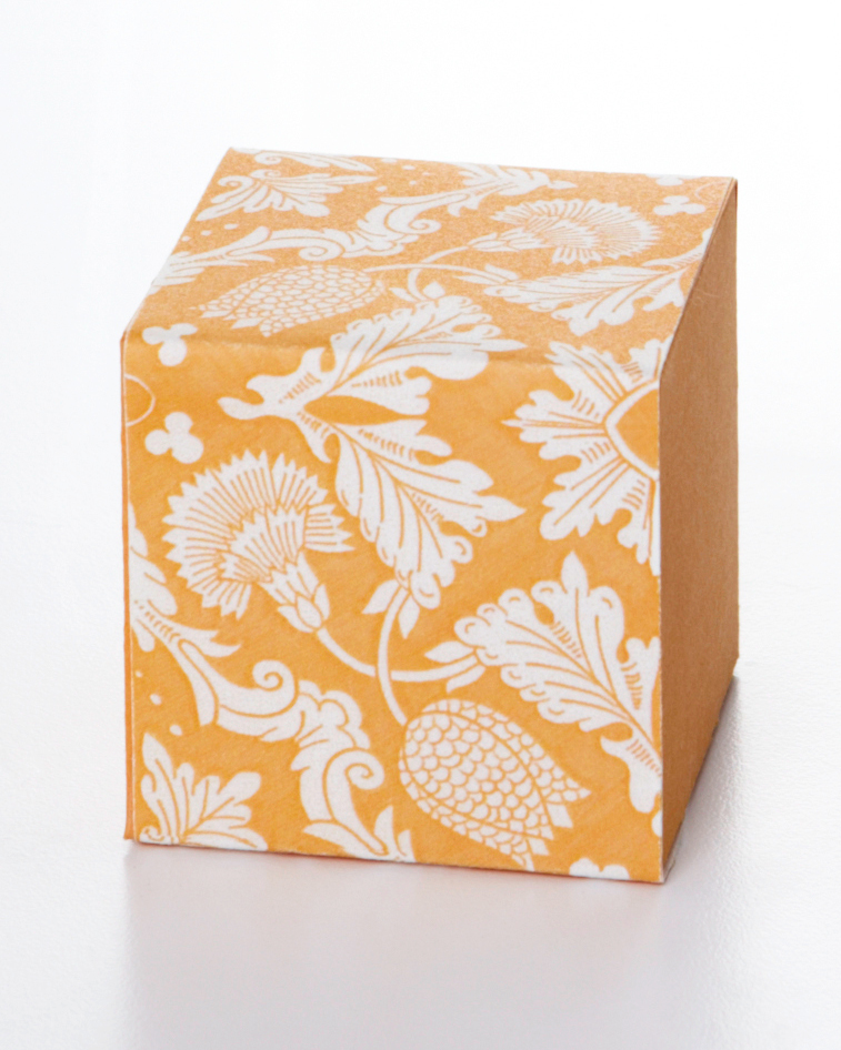 Banded Favor Box