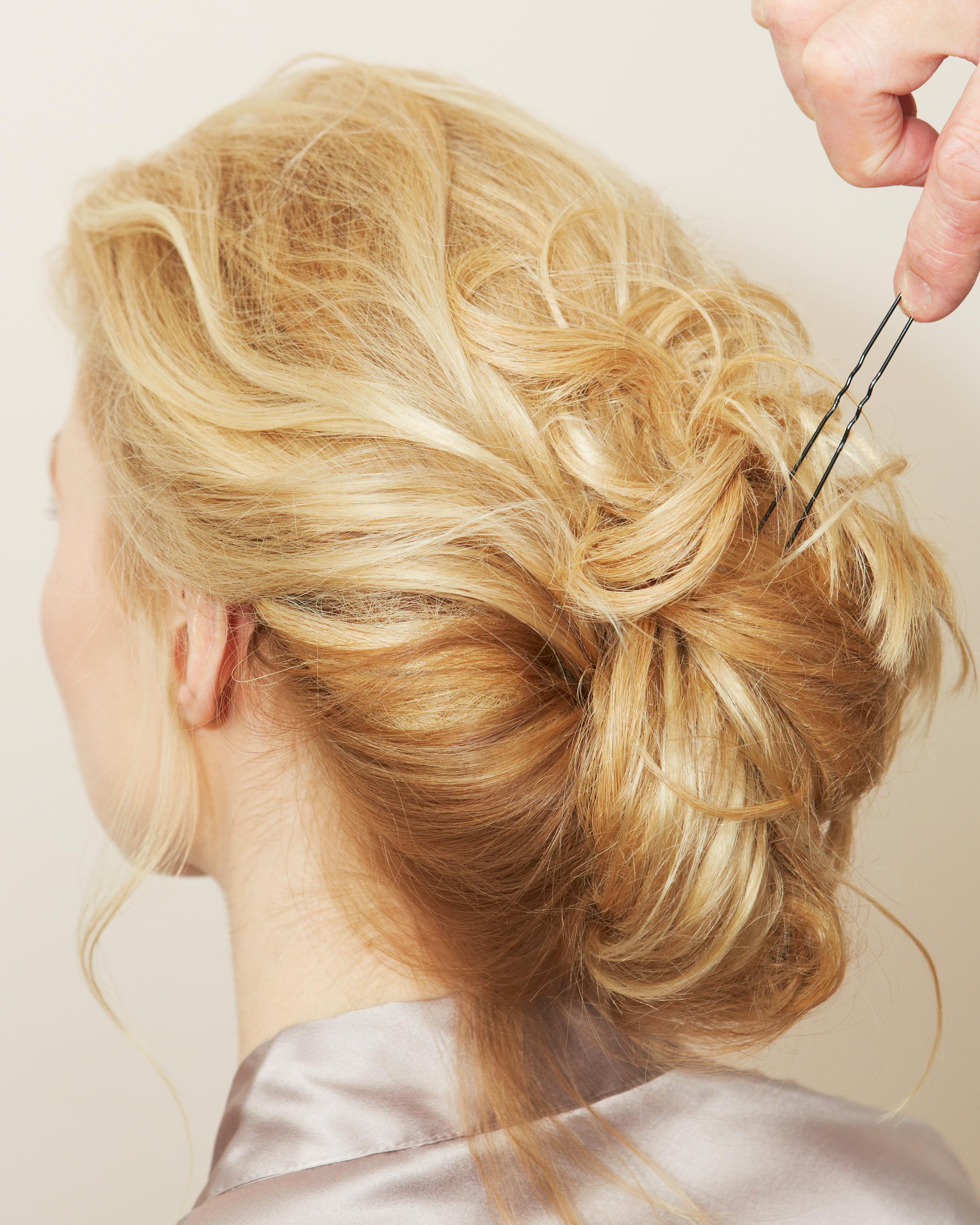 Easy Diy Bridesmaid Hairstyles: Martha Stewart Weddings