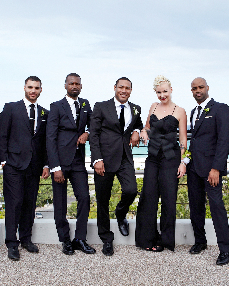Groomsmen (and Woman)