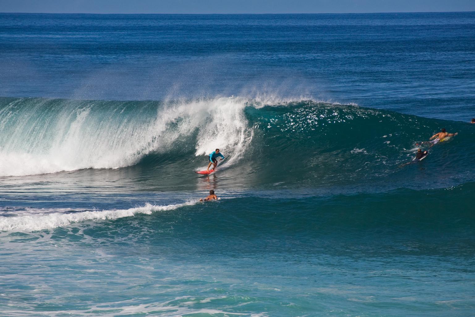 honeymooners guide hawaii north shore tor johnson