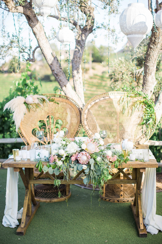 summer wedding flowers birds of a feather