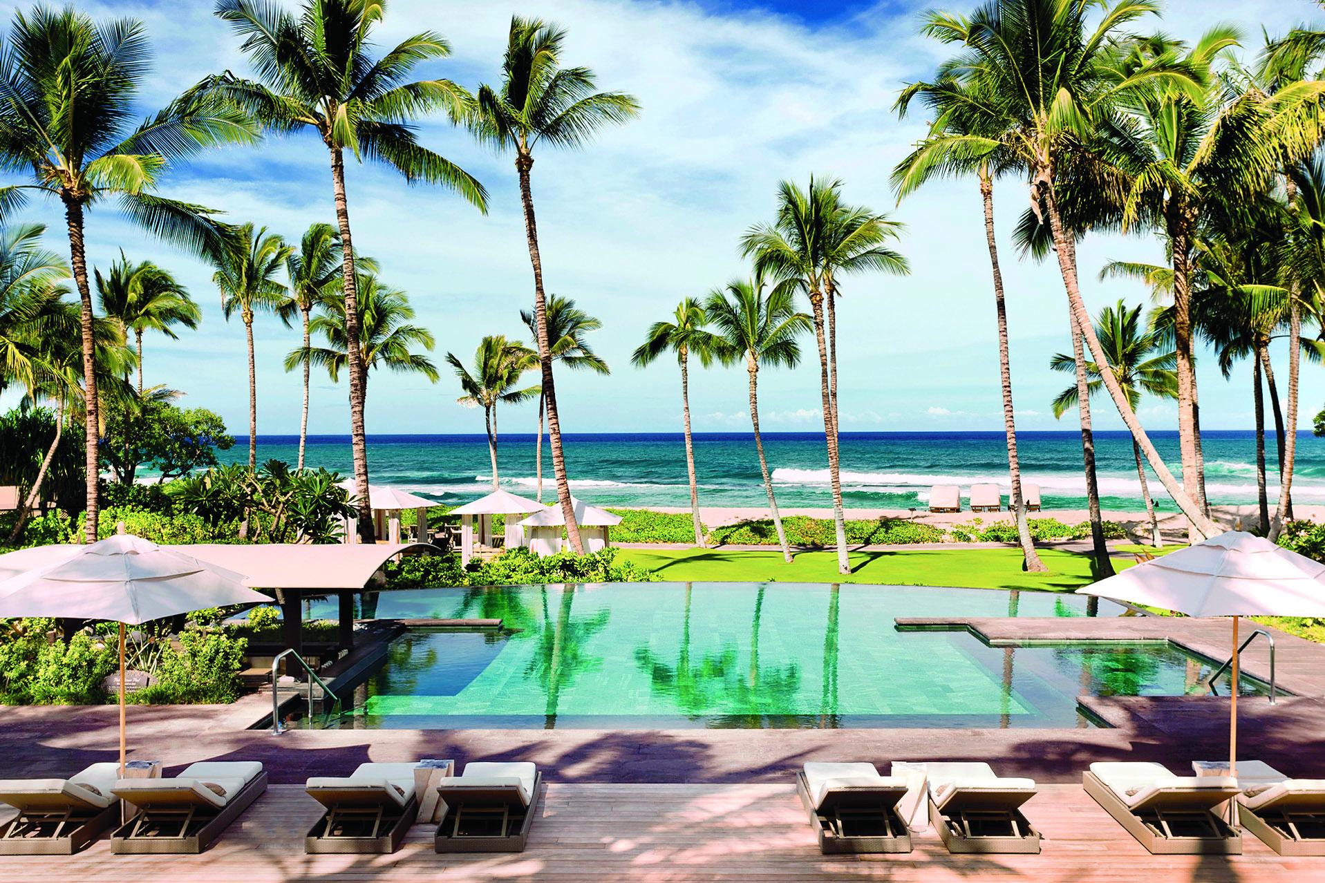 honeymooners guide hawaii four seasons resort hualalai