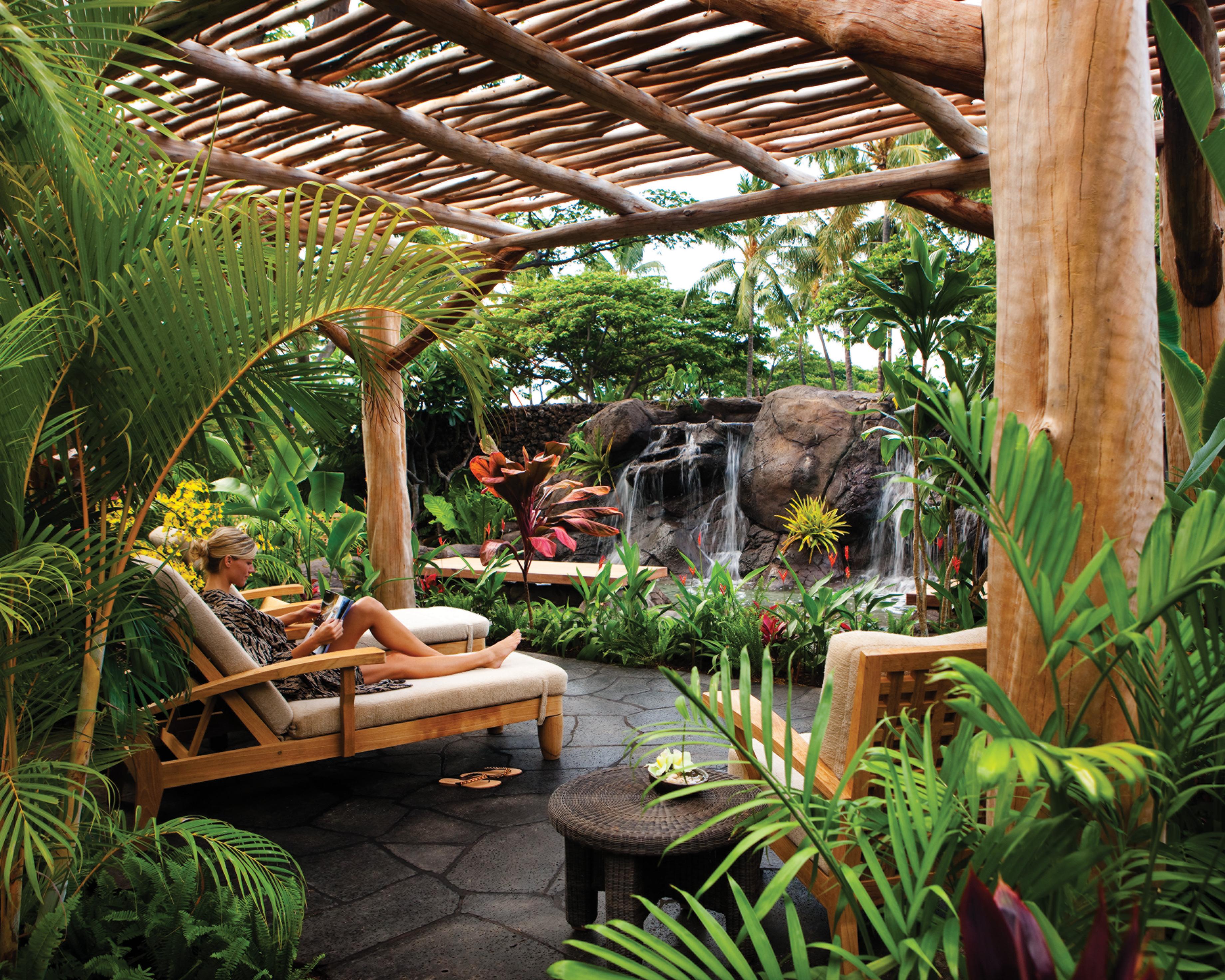 honeymooners guide hawaii four seasons resort hualalai spa