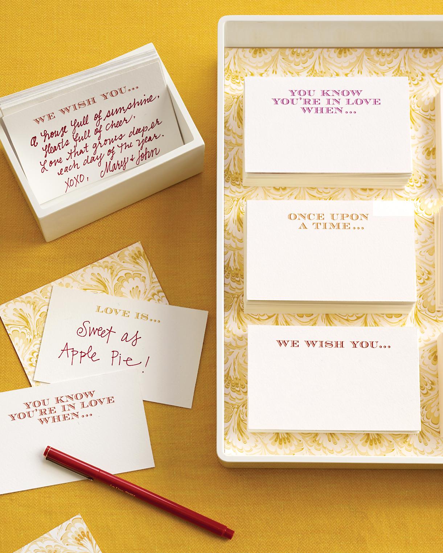 DIY Wedding Guest Book Ideas | Martha Stewart Weddings