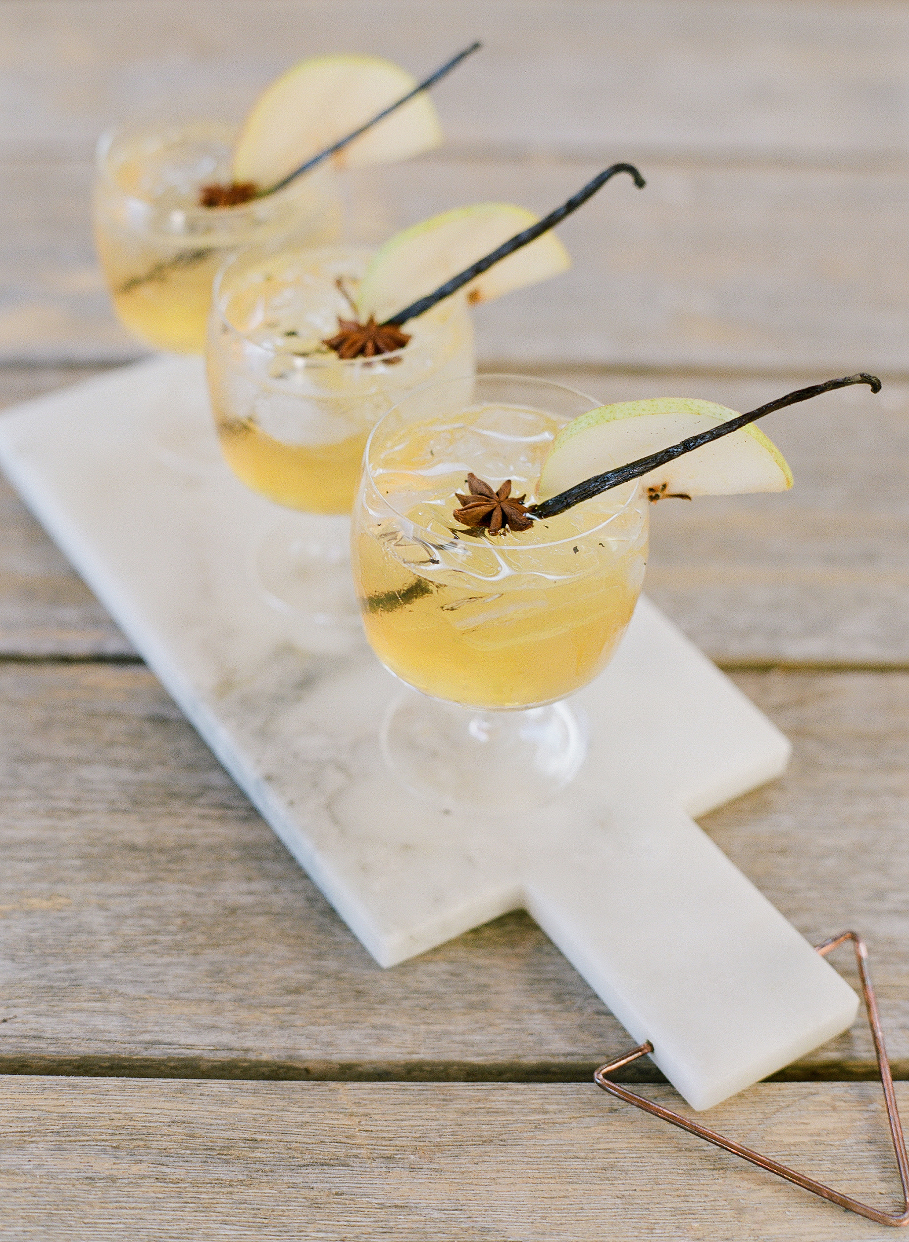 vanilla signature drinks