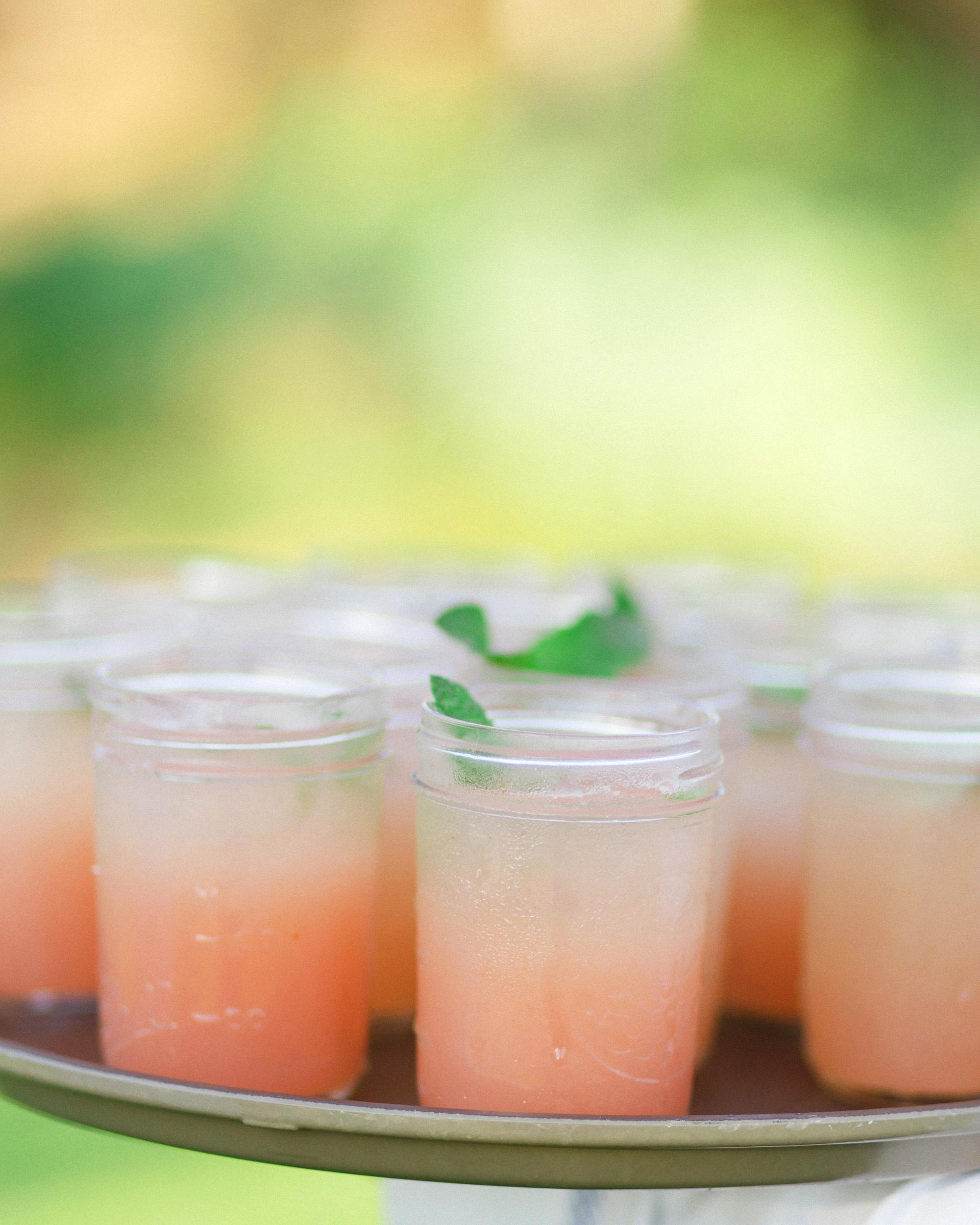 brittany craig wedding cocktails