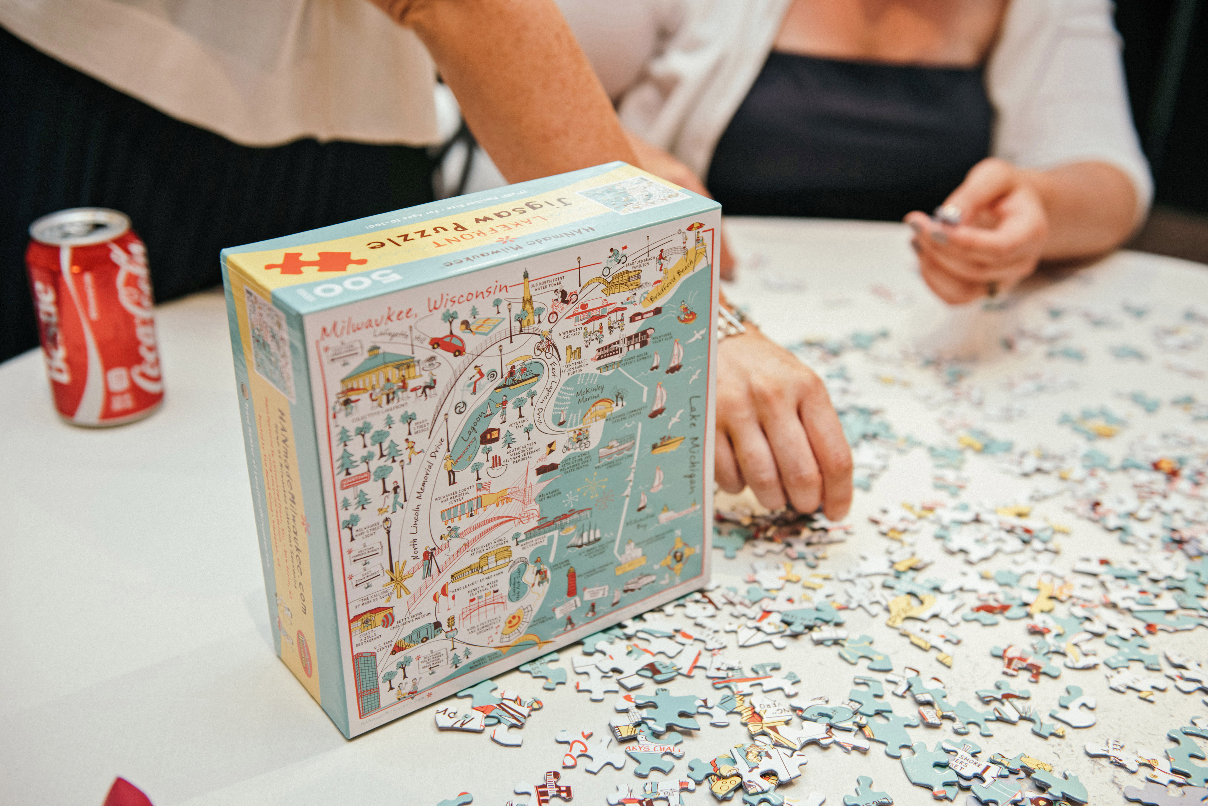 wedding games puzzle