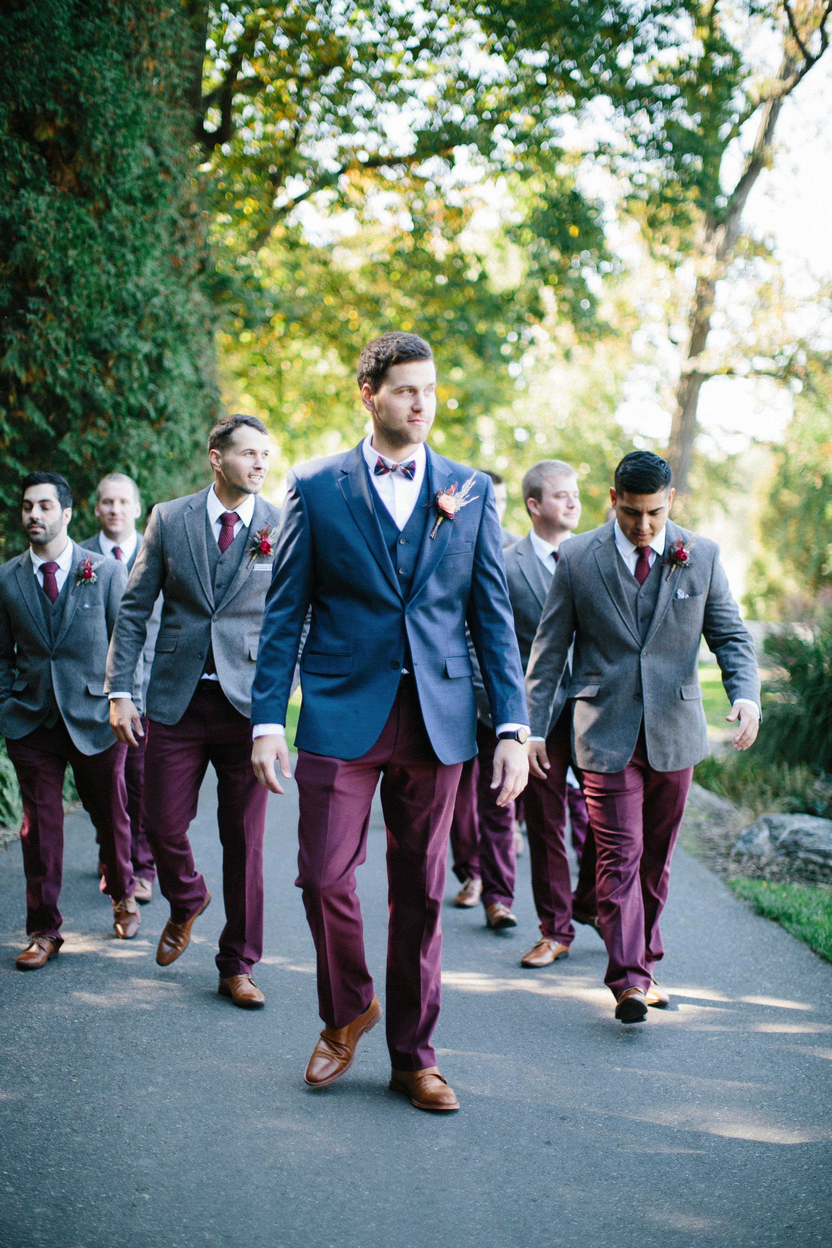 groomsmen kristina lorraine