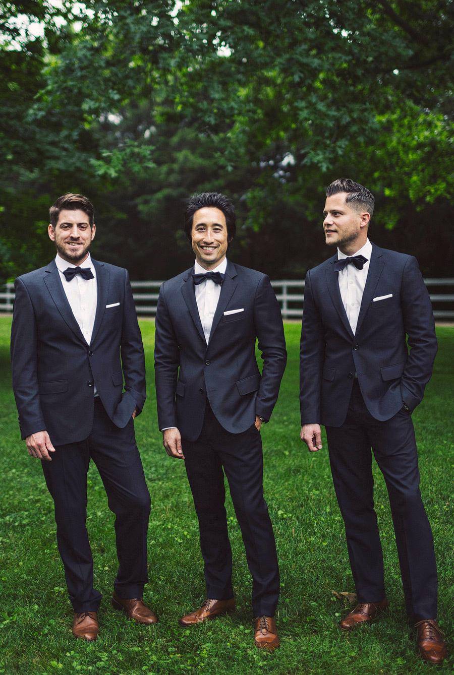 groomsmen ariel renae