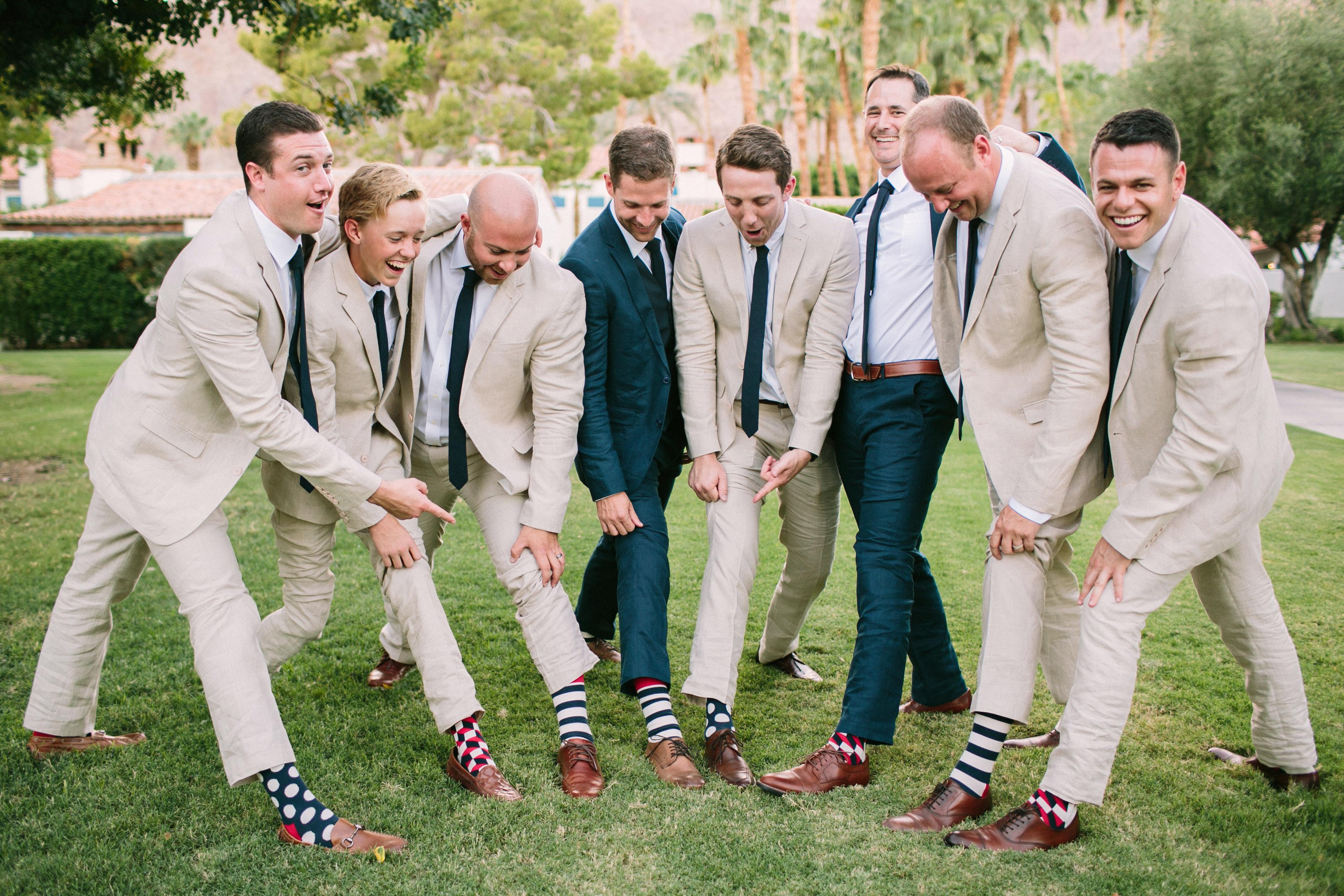 groomsmen fondly forever