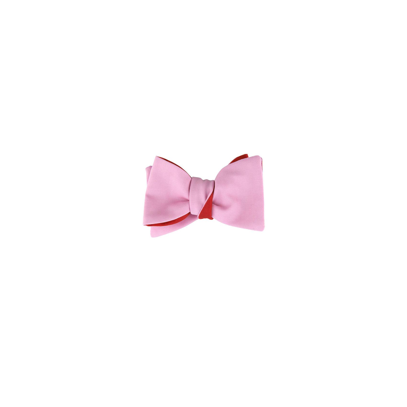 Cinabre Pink Bow Tie