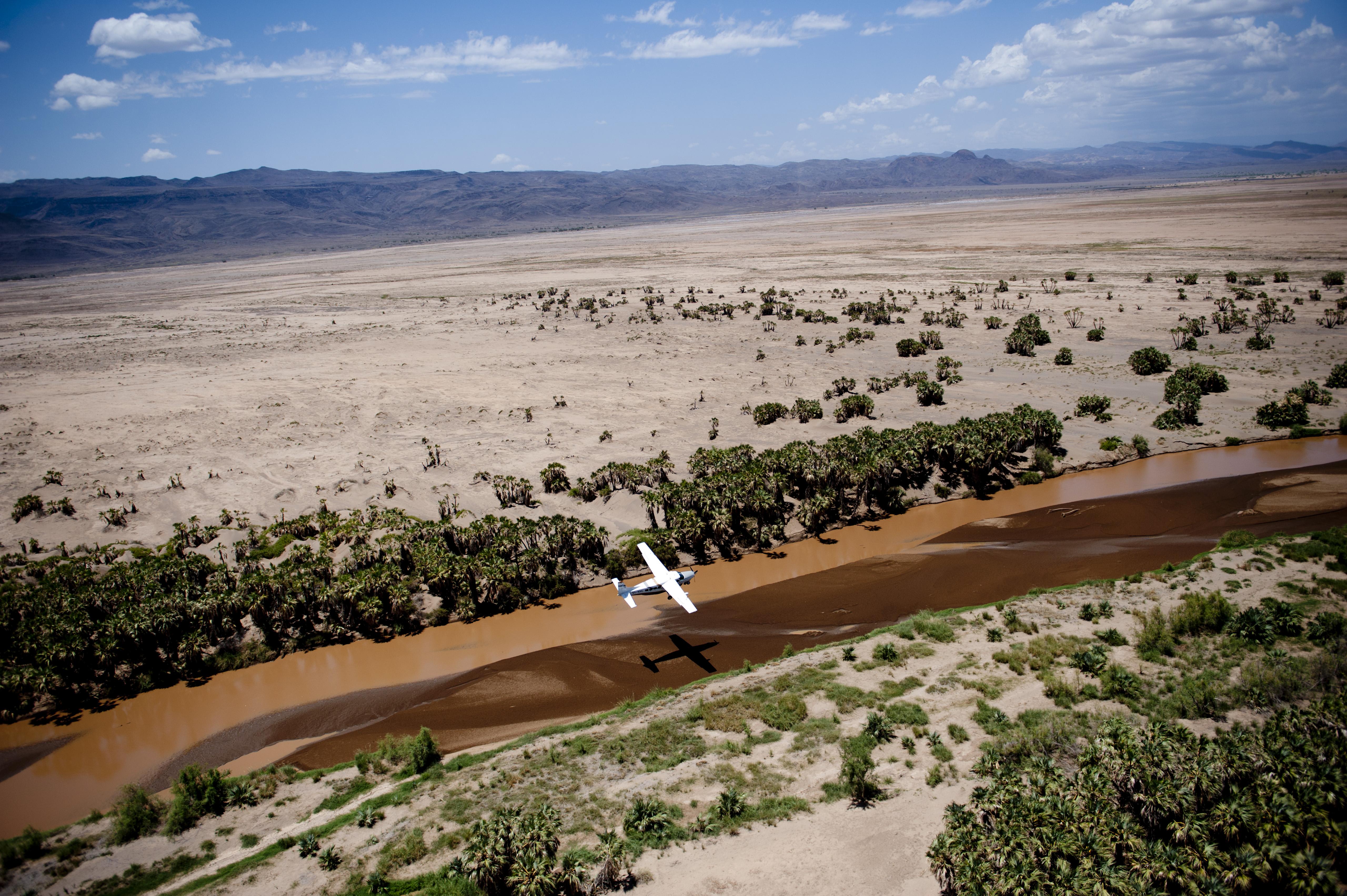 scenic air safari