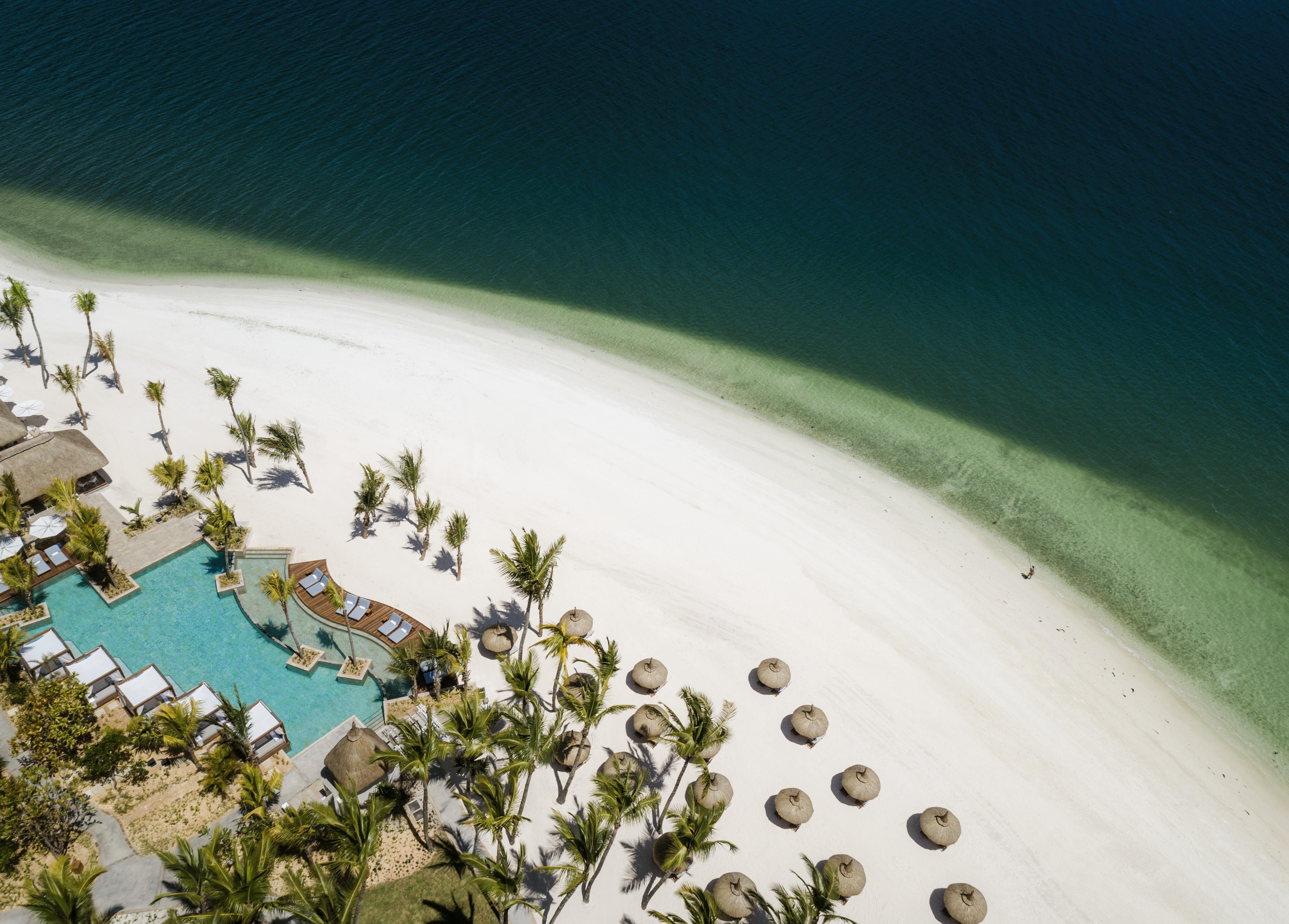 Mauritius honeymoon resort