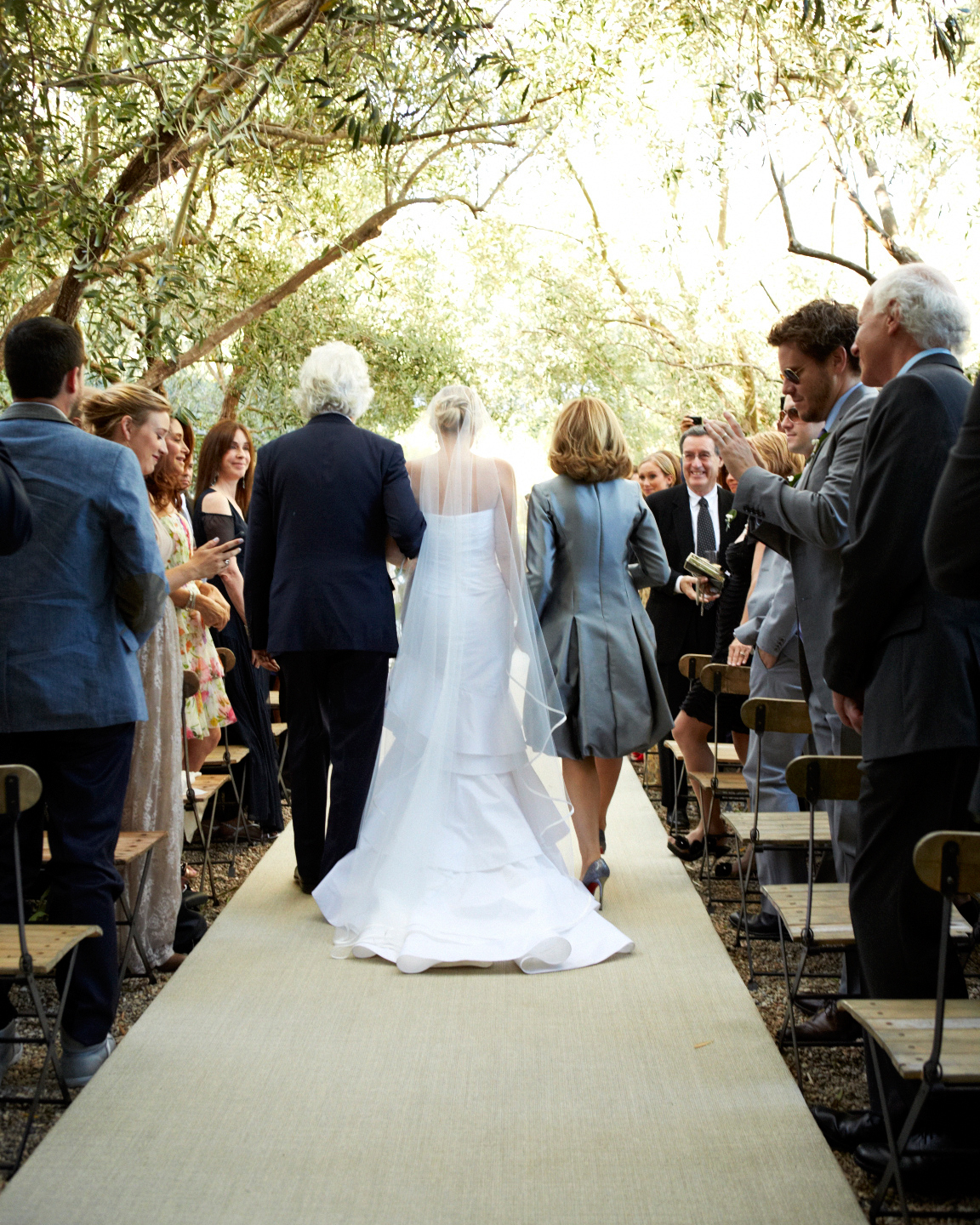Walk Down The Aisle