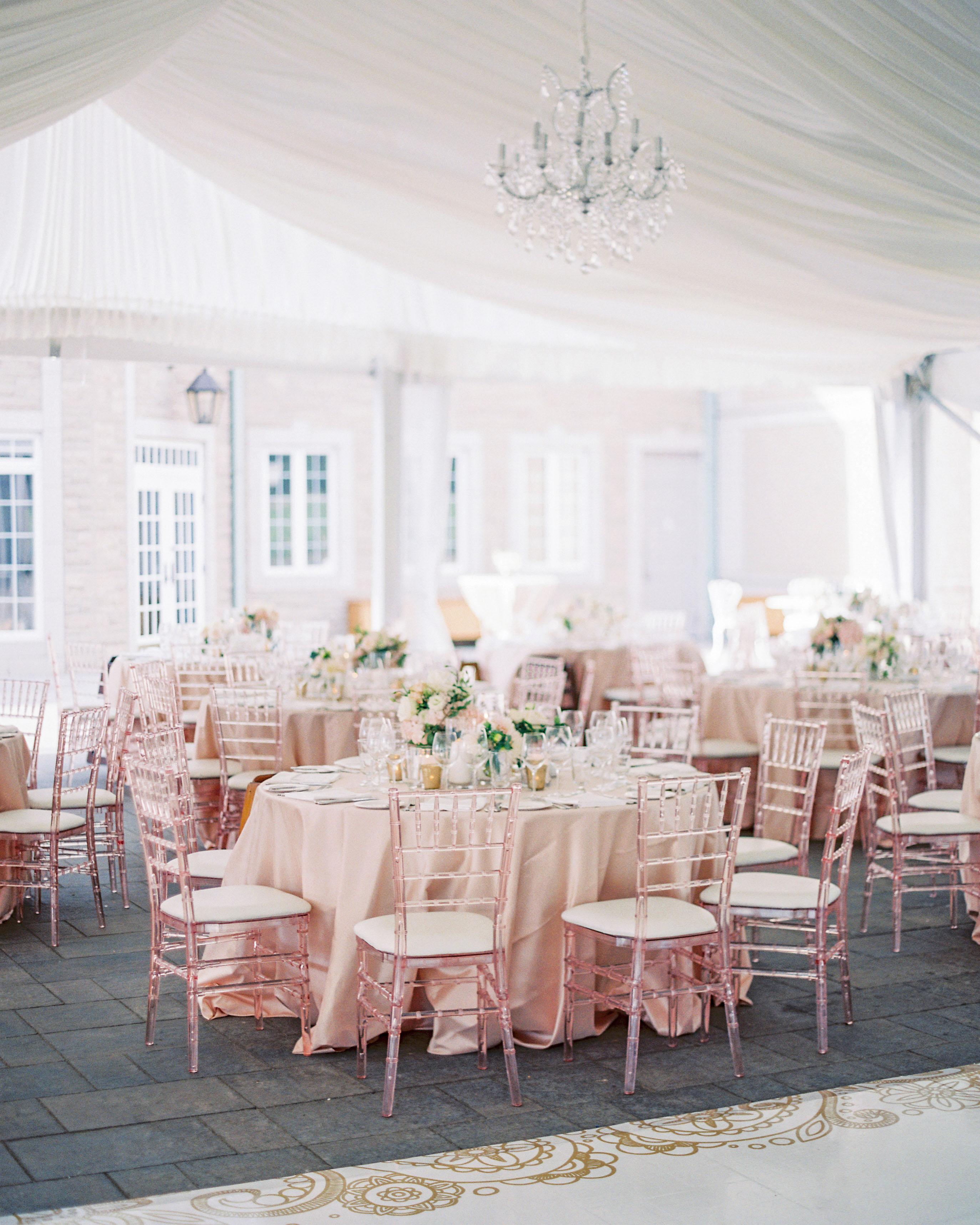 pink wedding ideas when he found her