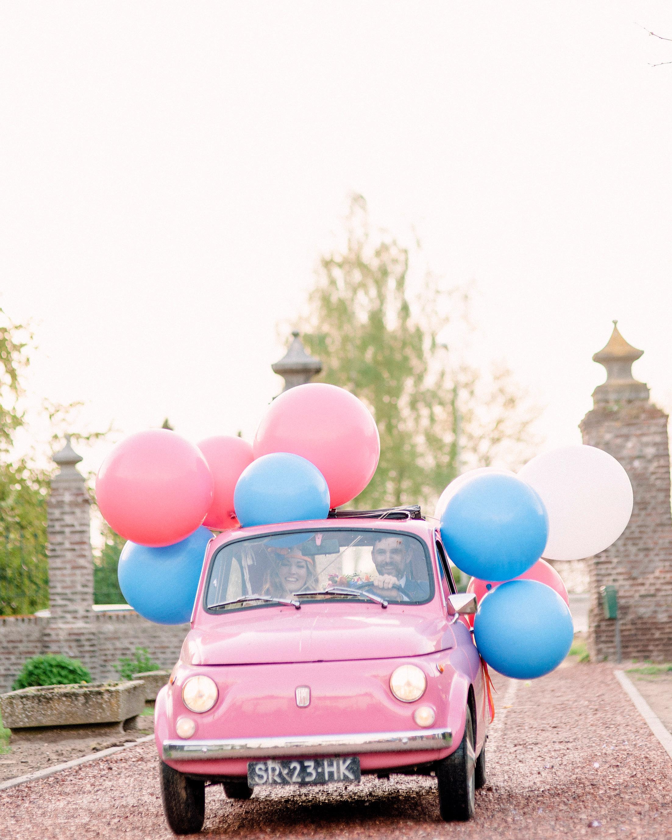 pink wedding ideas youri claessens