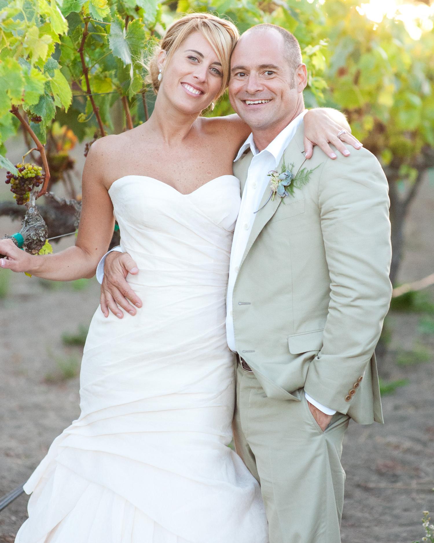 A Garden-Inspired Outdoor Destination Wedding in California