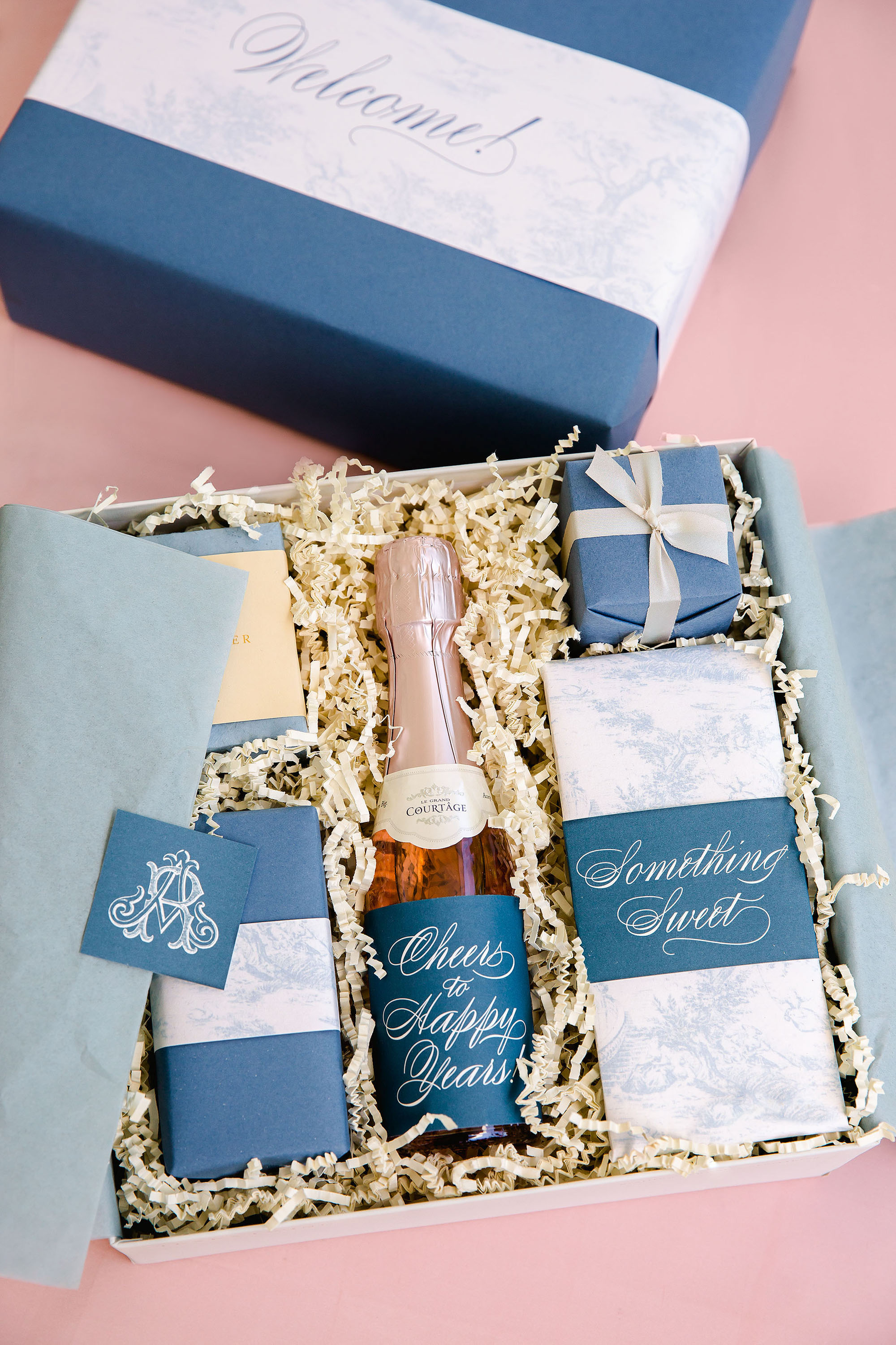 46 Welcome Bags from Real Weddings | Martha Stewart Weddings