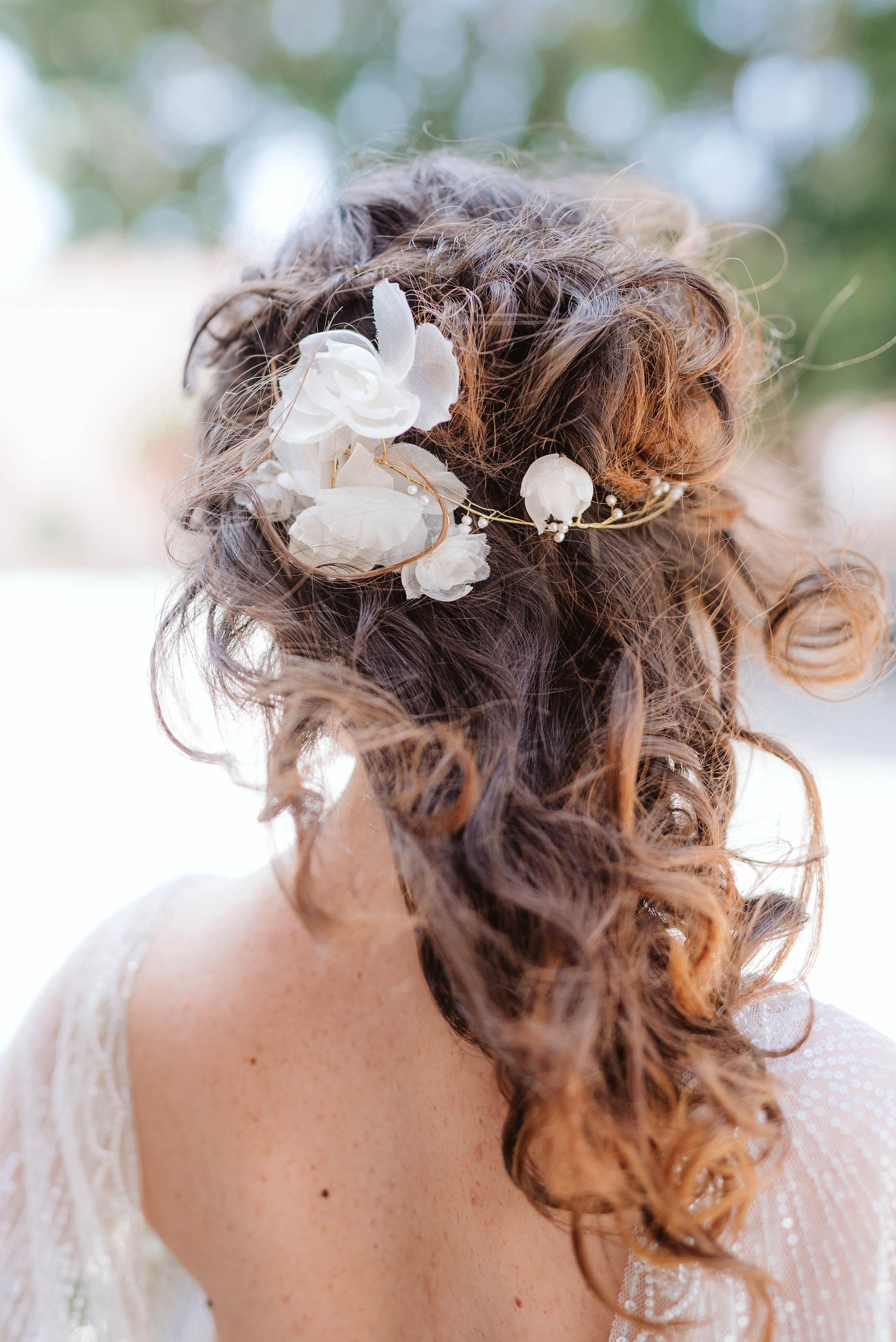 floral hairstyles marta guenzi