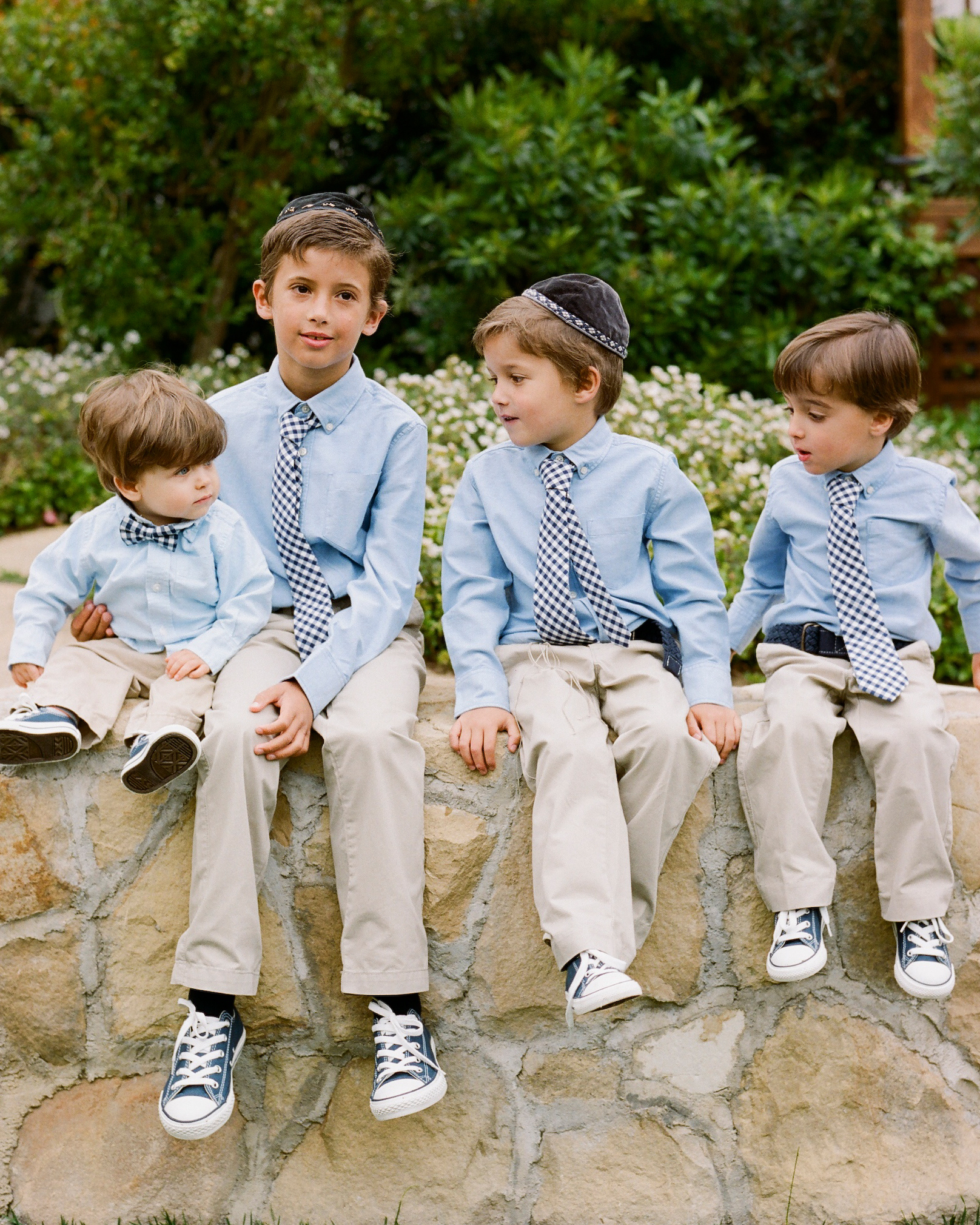 The Ring Bearers and 'Best Baby'