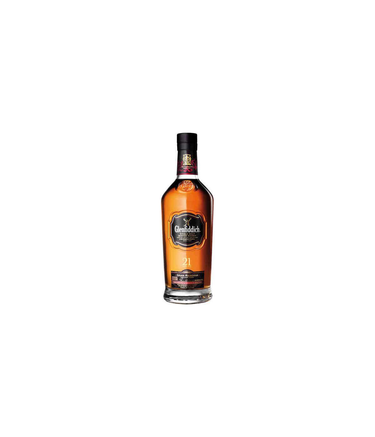 Glenfiddich 21 Year Single Malt Whiskey