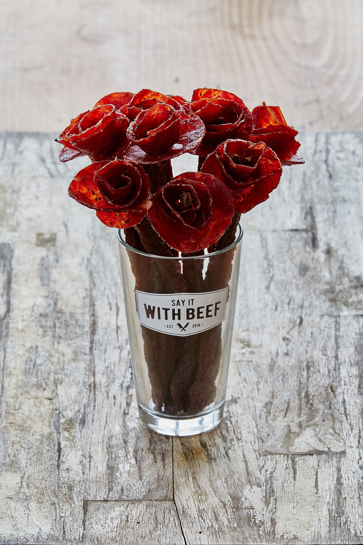 Father's Day Gifts, Beef Jerky Bouquet
