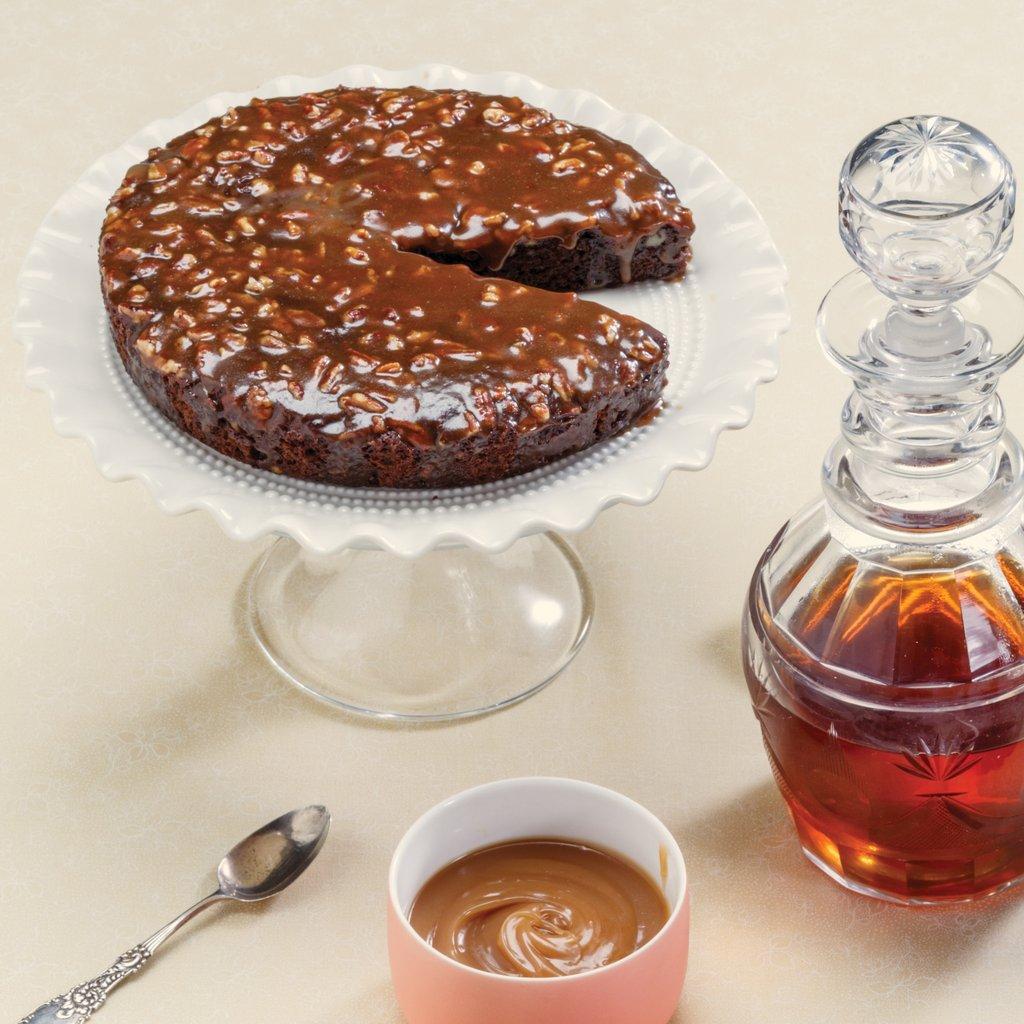 Father's Day Gifts, Matthews 181 Chocolate Bourbon Torte