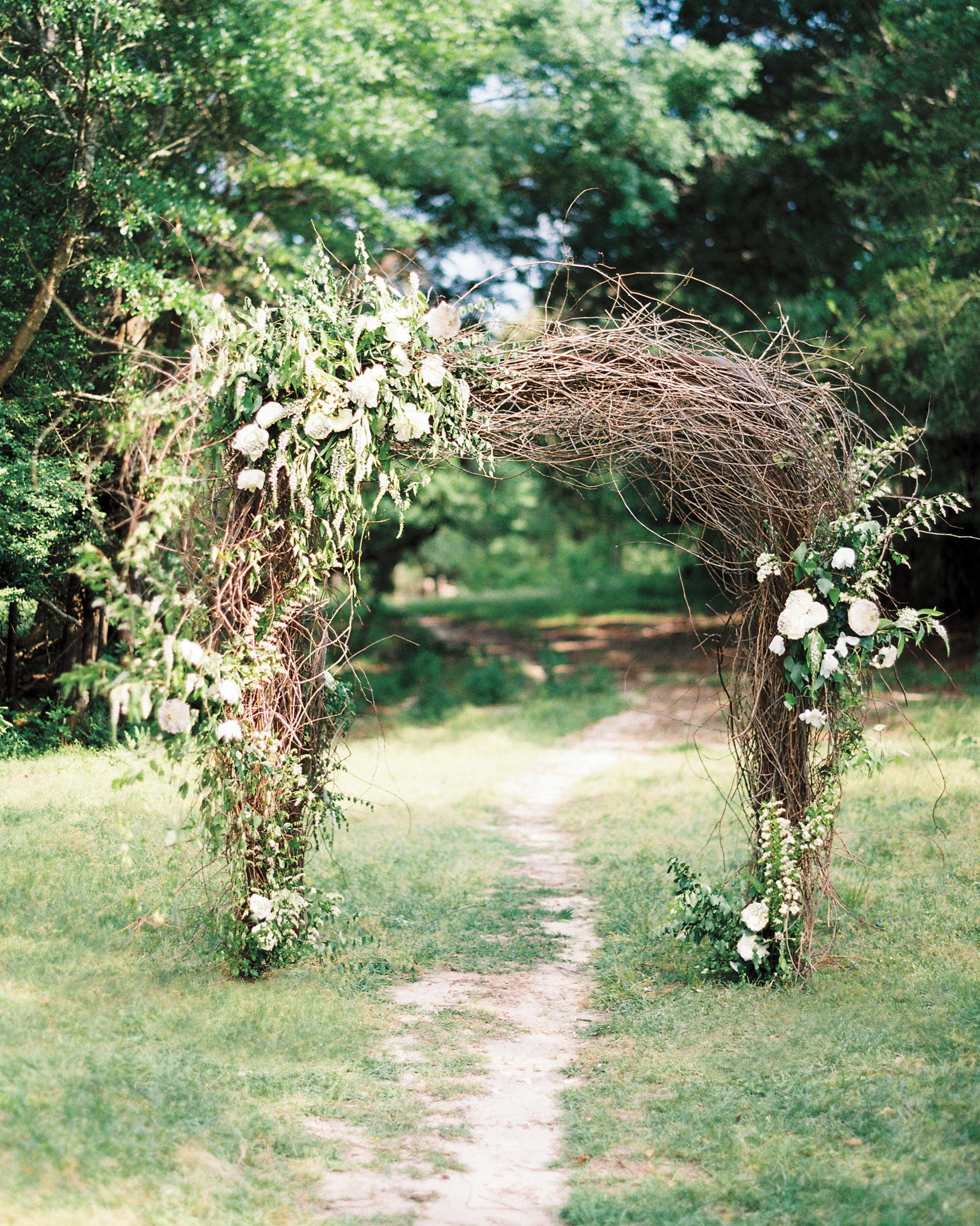 59 Wedding Arches That Will Instantly Upgrade Your Ceremony Martha Stewart Weddings