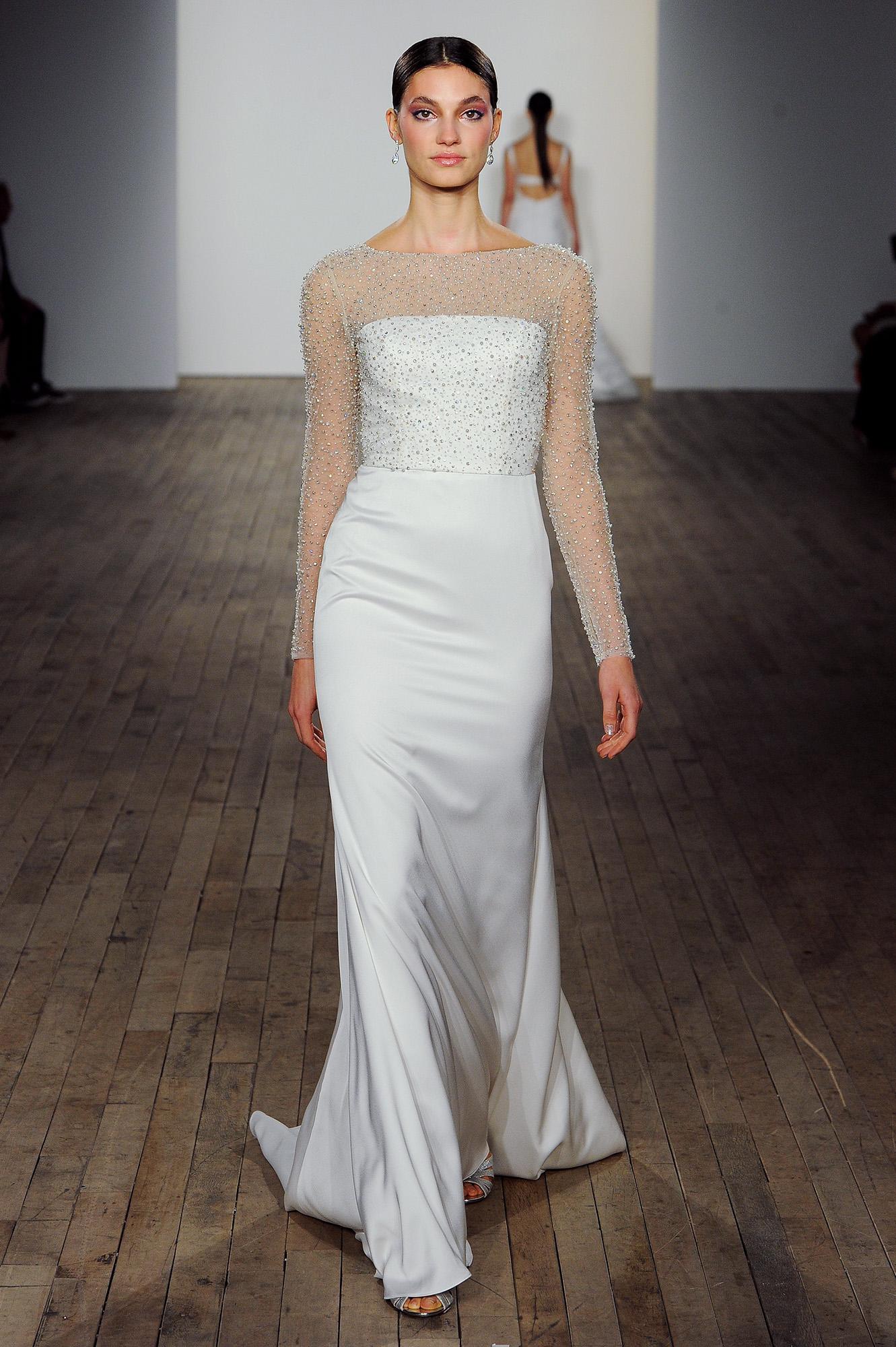 allison webb wedding dress long sleeves illusion beaded