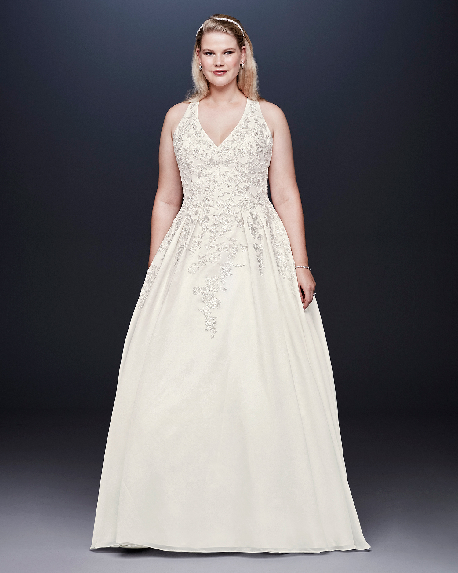 David's Bridal Fall 2019 Wedding Dress Collection