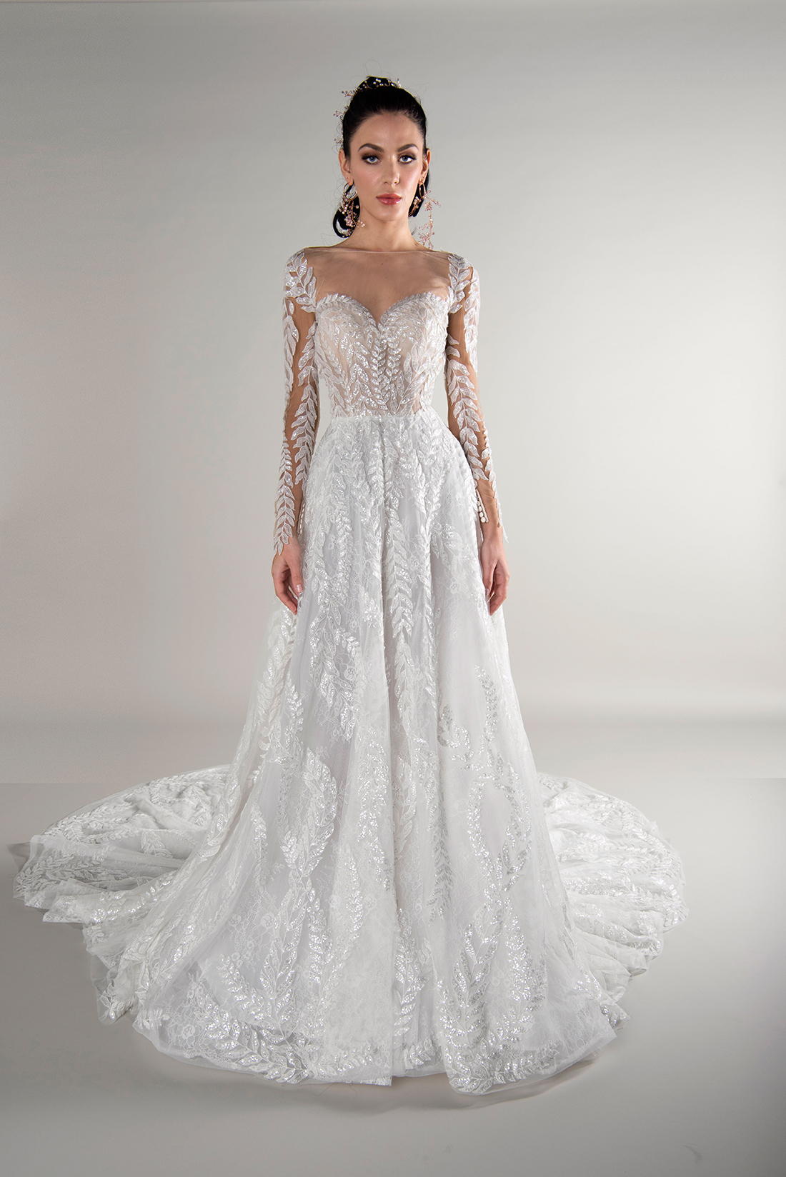 Yumi Katsura Fall 2019 Wedding Dress Collection Martha Stewart