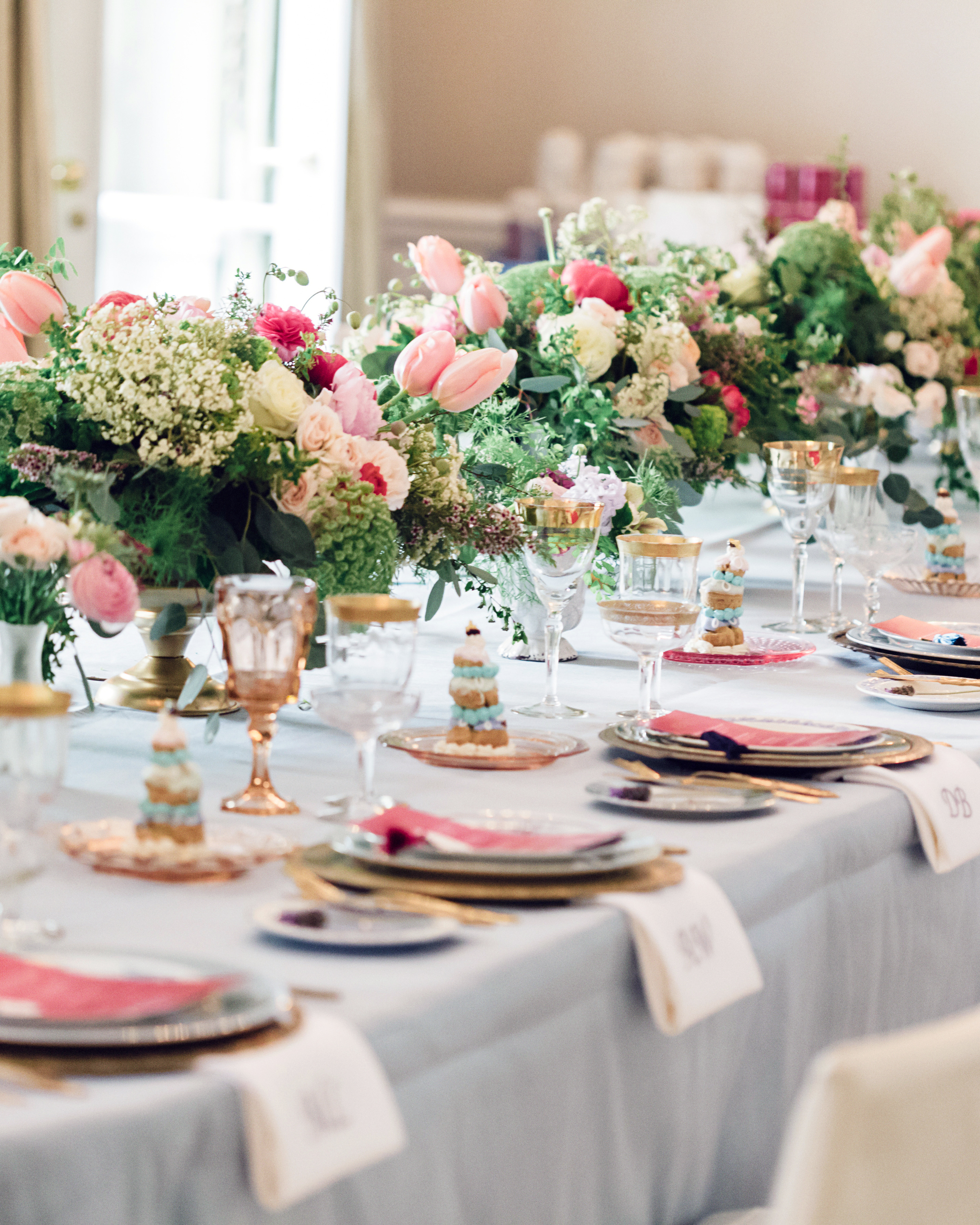 Wedding Tables Ideas: 25 Bridal Shower Centerpieces The Bride-to-Be Will Love