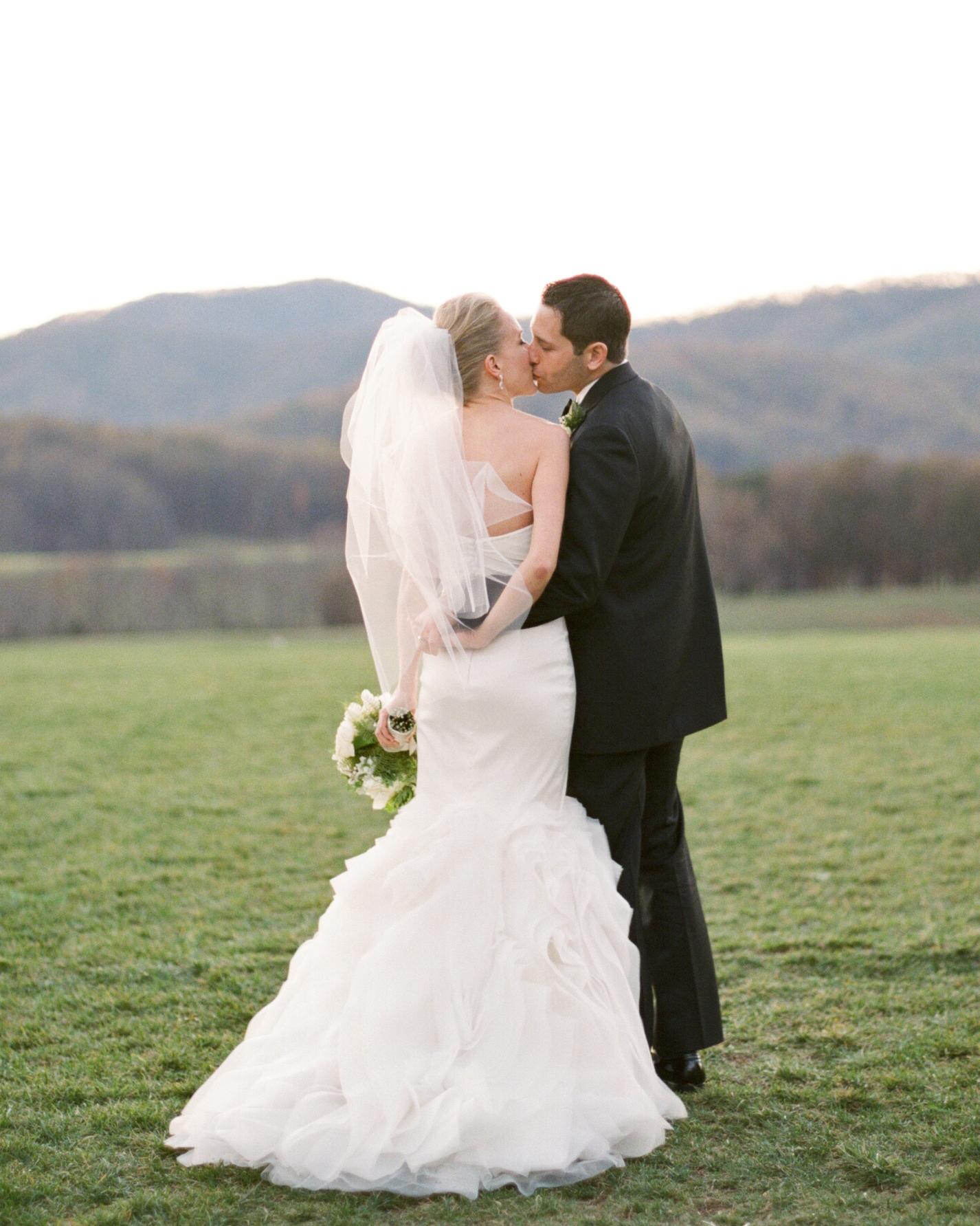 A Formal Rustic Destination Wedding in Virginia