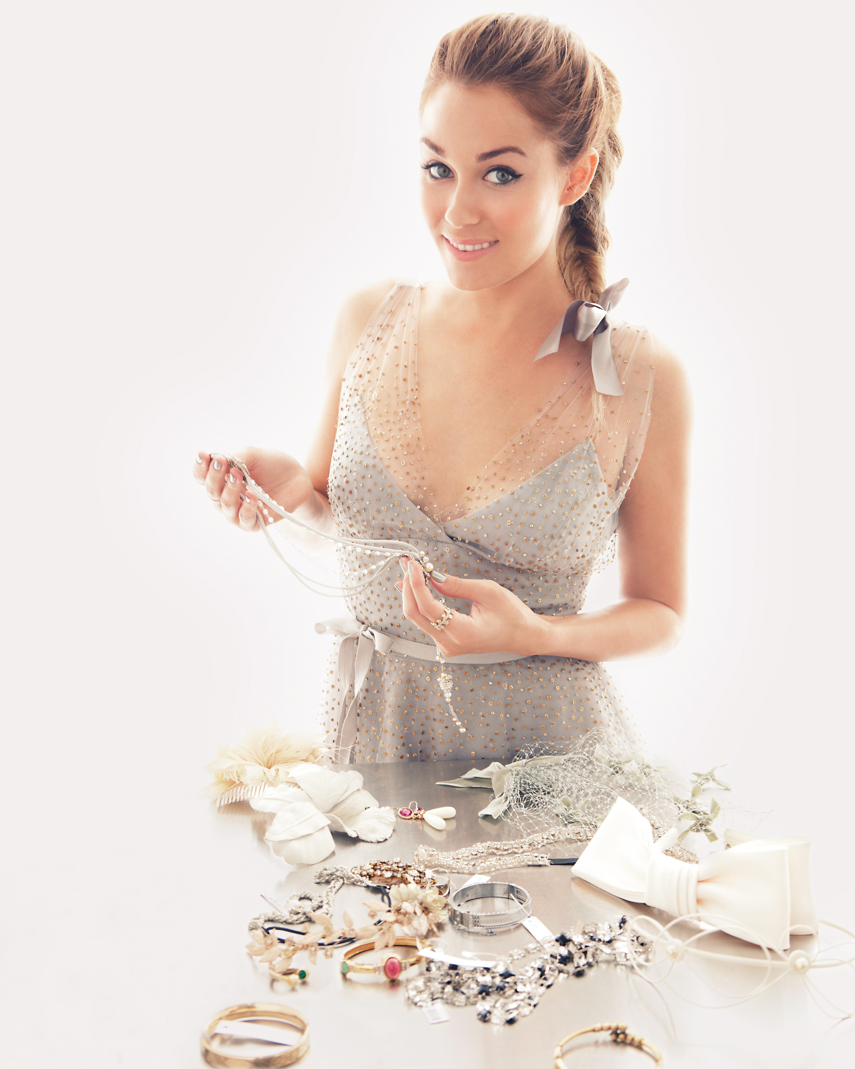 Lauren Conrad S Favorite Wedding Dresses Martha Stewart Weddings