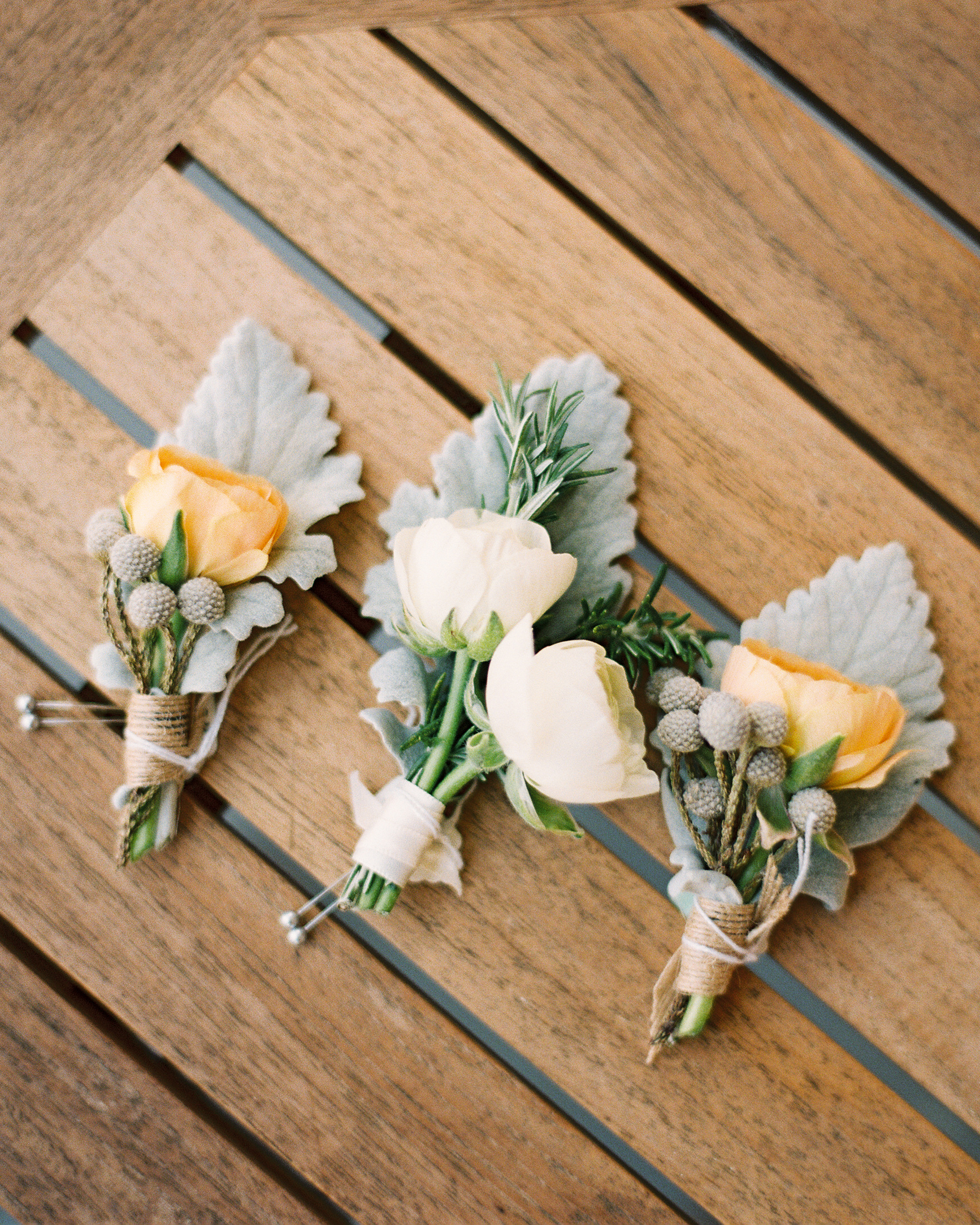 Beautiful Boutonnieres