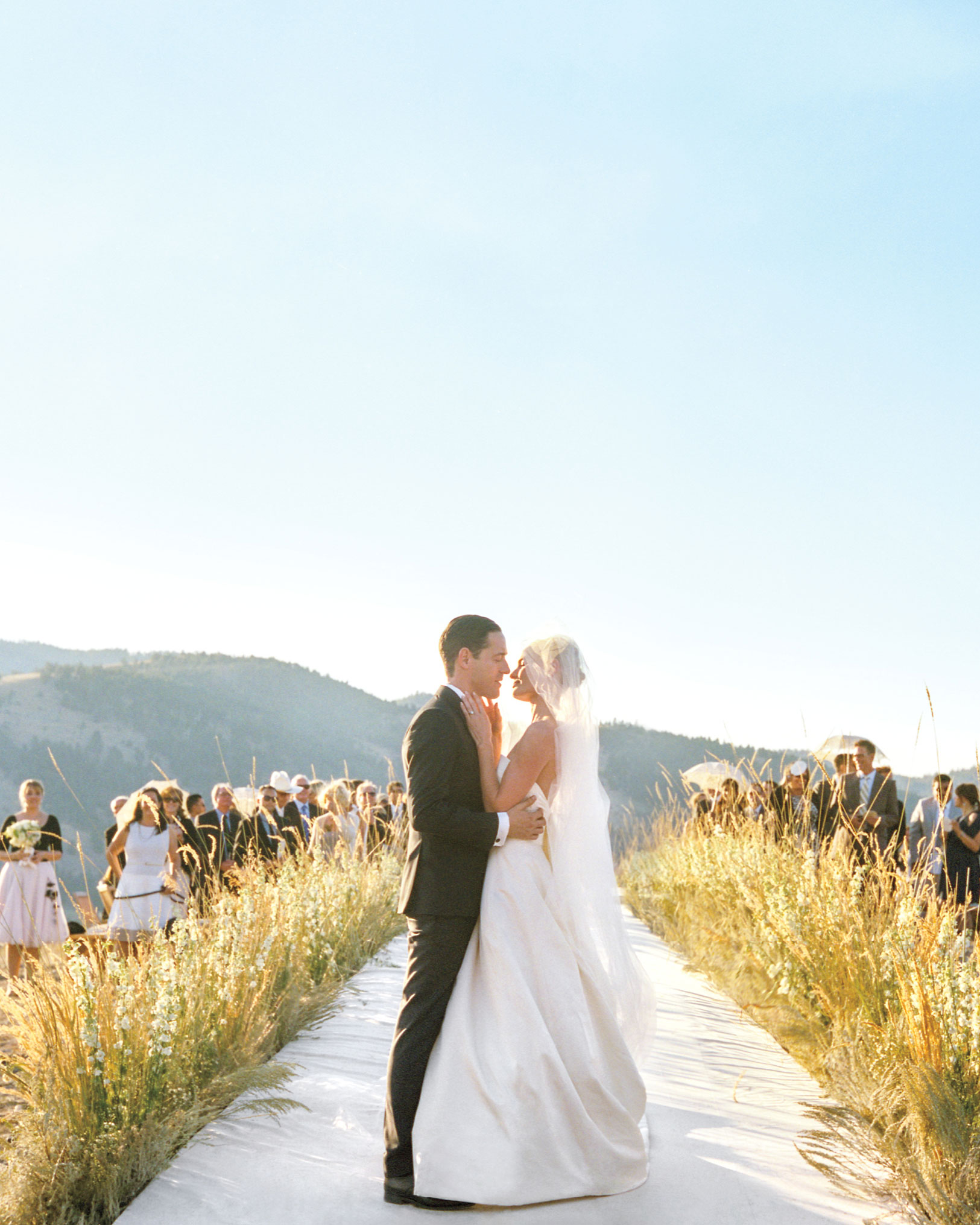 Hometown Wedding Rehearsal Slideshow: Behind The Scenes: Kate Bosworth And Michael Polish's
