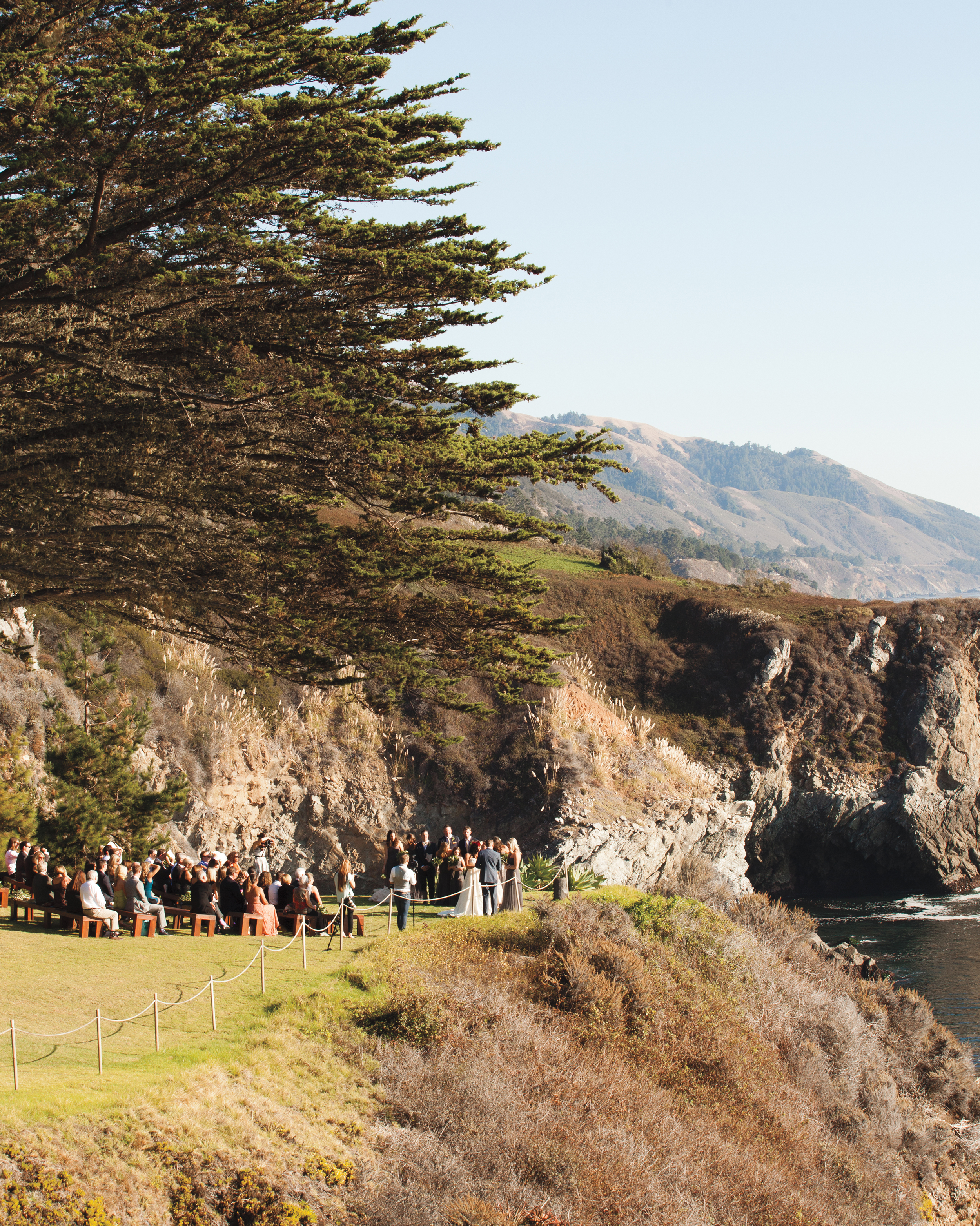 A Ceremony On A Cliff