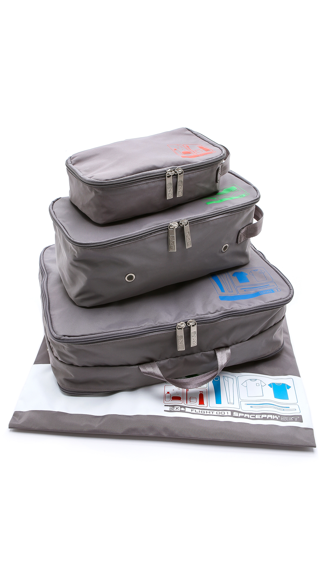 groomsmen gift guide flight 001 space pack clothing bag set