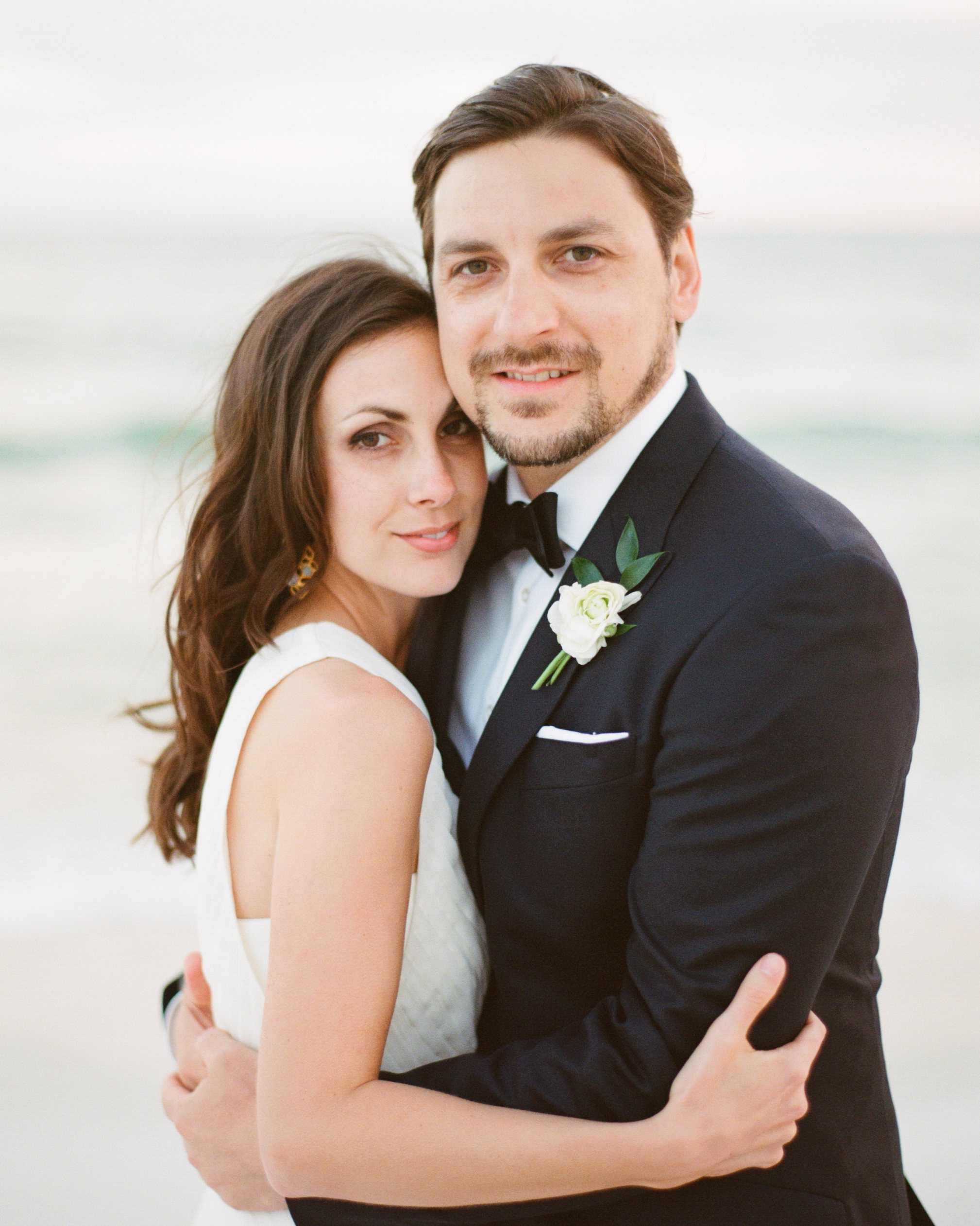 A Modern Florida Beach Wedding