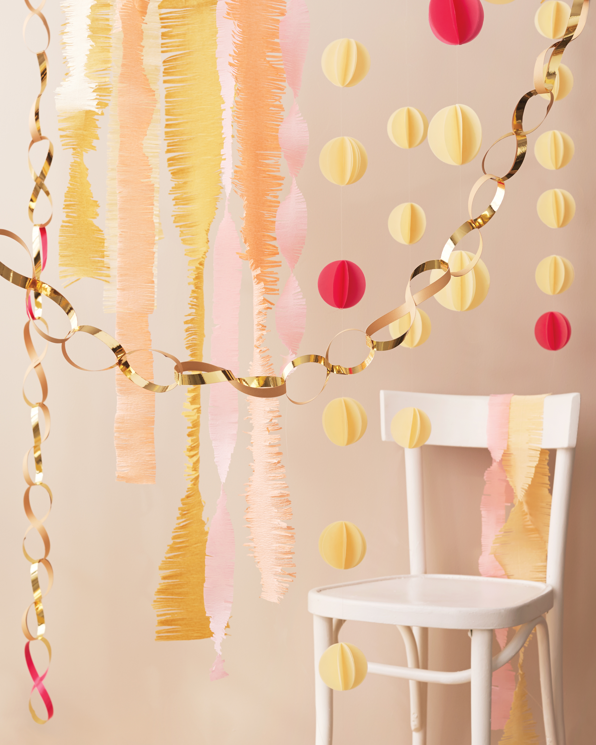 Drape, Dangle, and Entwine! 3 DIY Streamers to Decorate Your Celebration