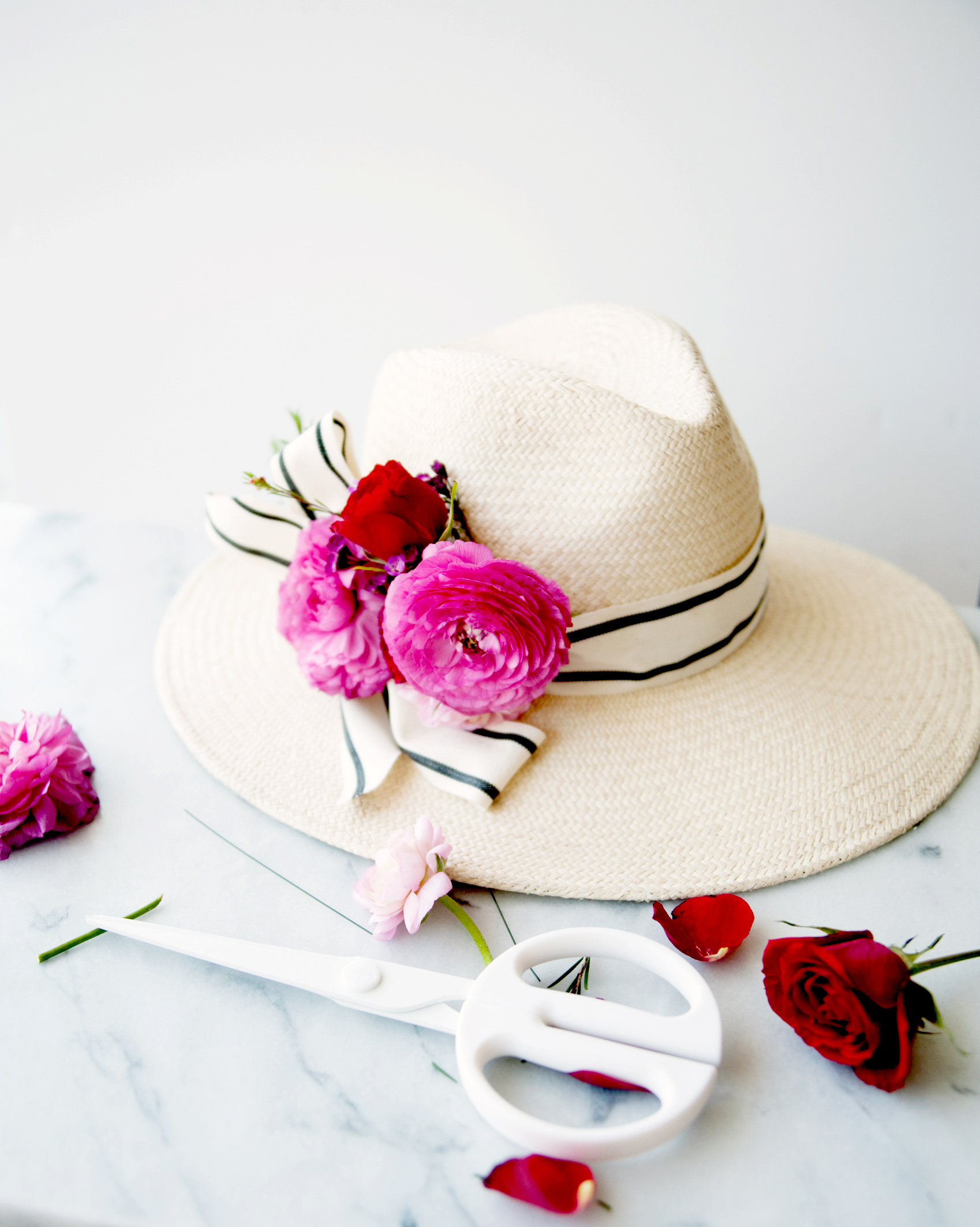 Day At The Derby Hat Martha Stewart Weddings