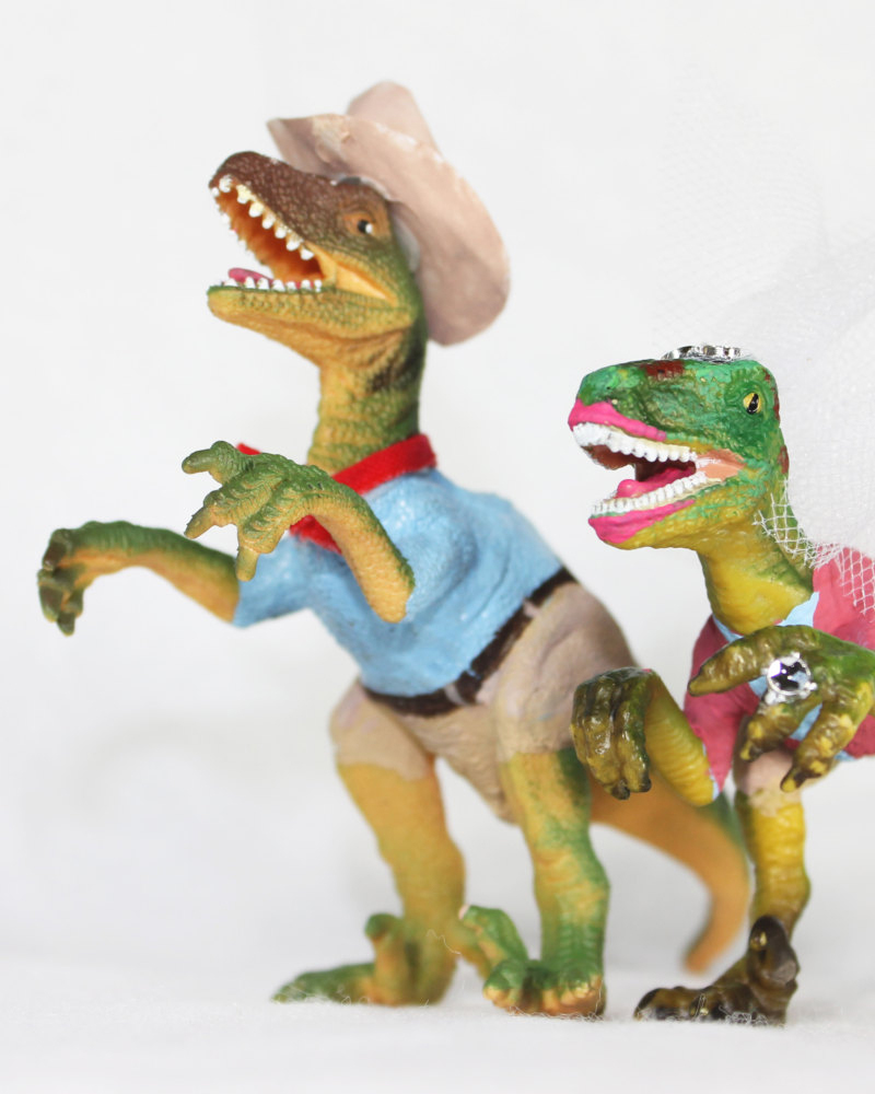 Jurassic Park  Cake Toppers
